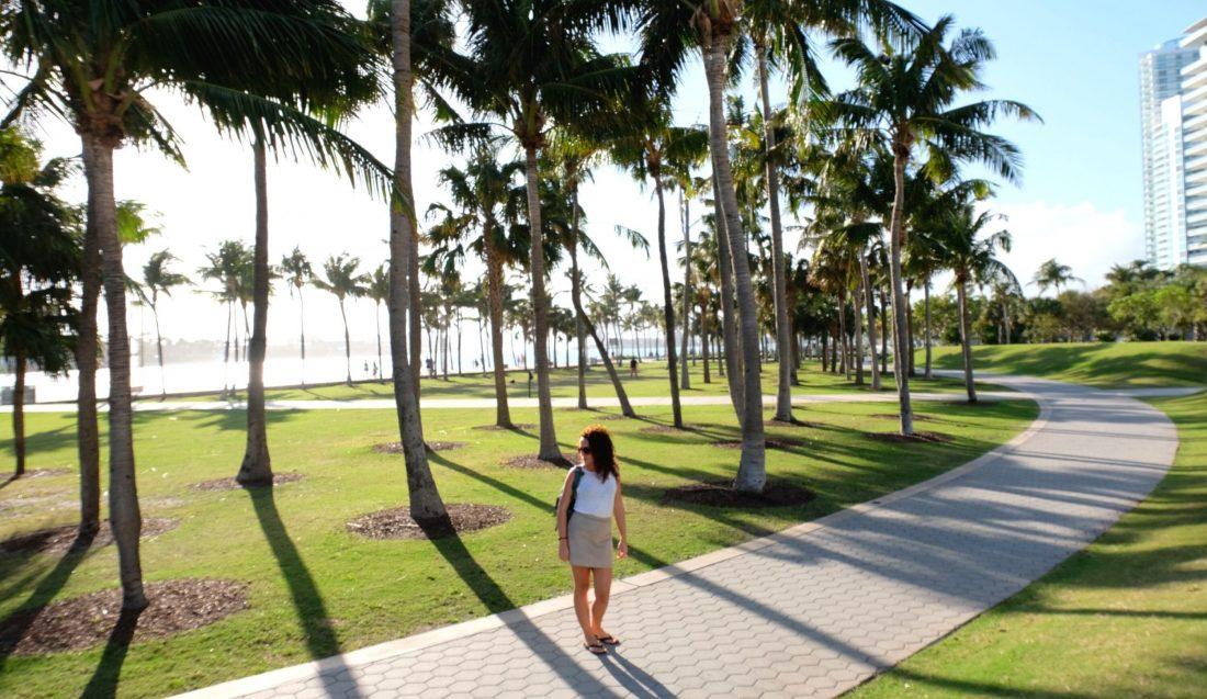 Miami - South Pointe Beach Park