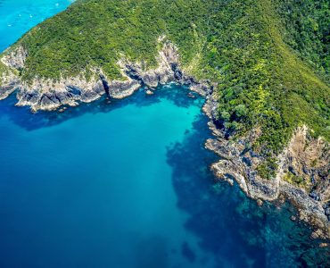 Bay of Islands - Nieuw-Zeeland