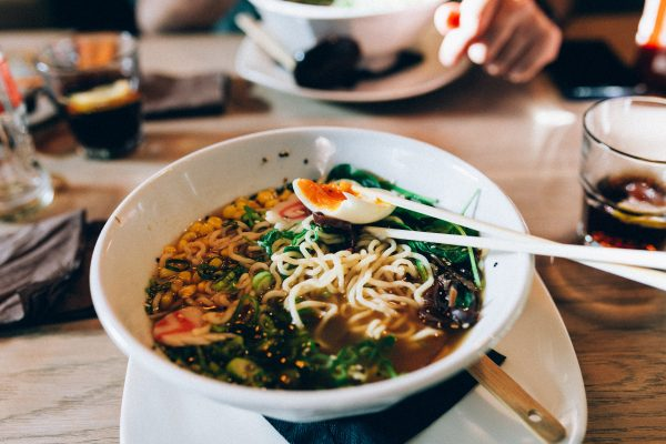Noodle Soep   Japan