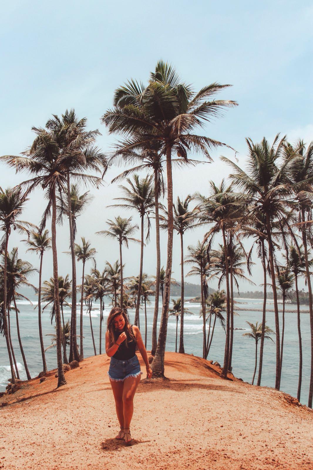 Coconut Tree Hill - Mirissa - Reisroute Sri Lanka