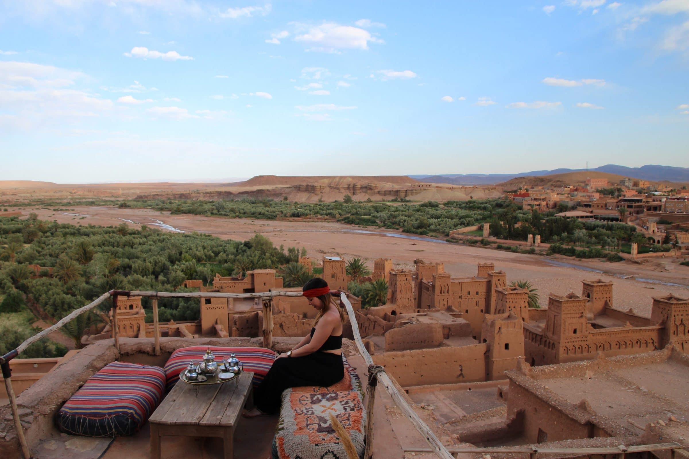 Ouarzazate - Marokko