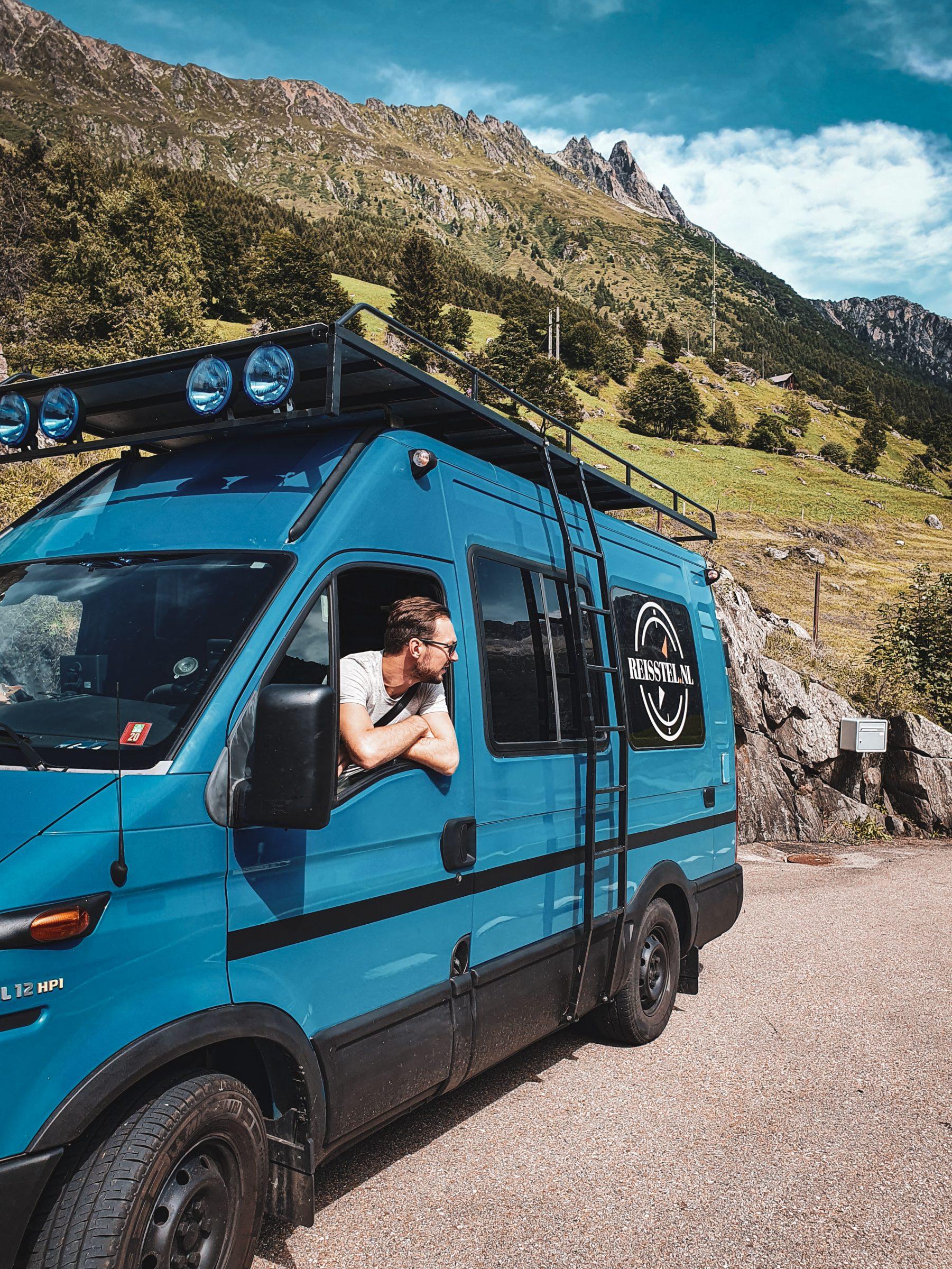 Wat kost reizen met de camper | Campervan in Europa