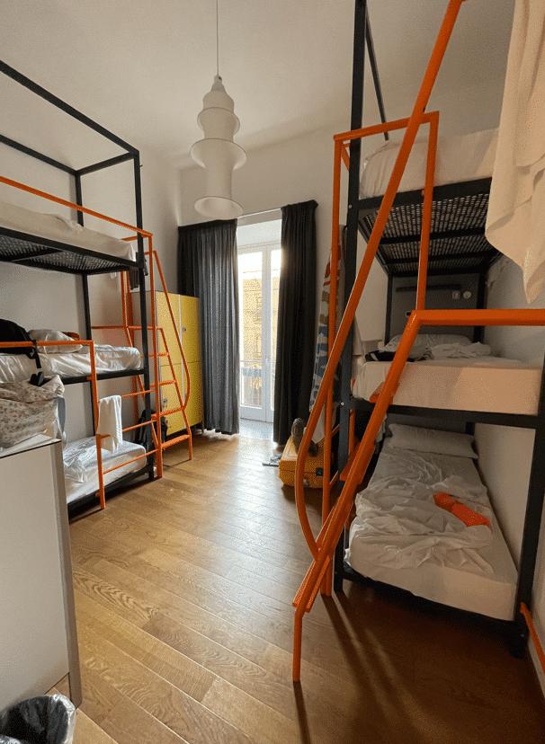 Tric Trac hostel | Verblijf in Napels
