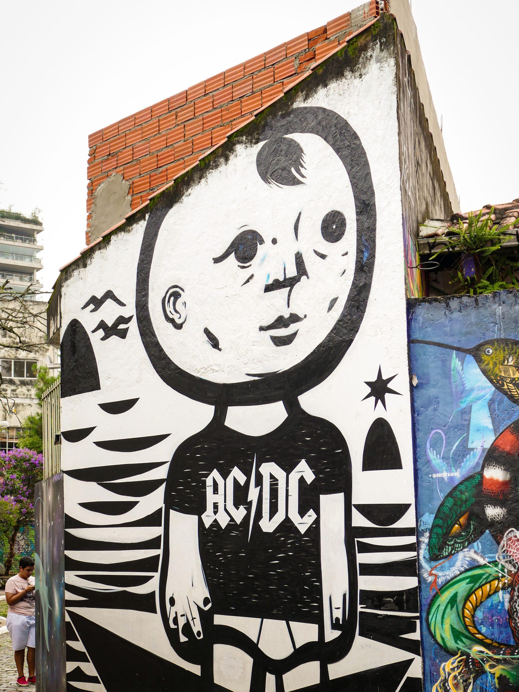 Street Art – São Paulo