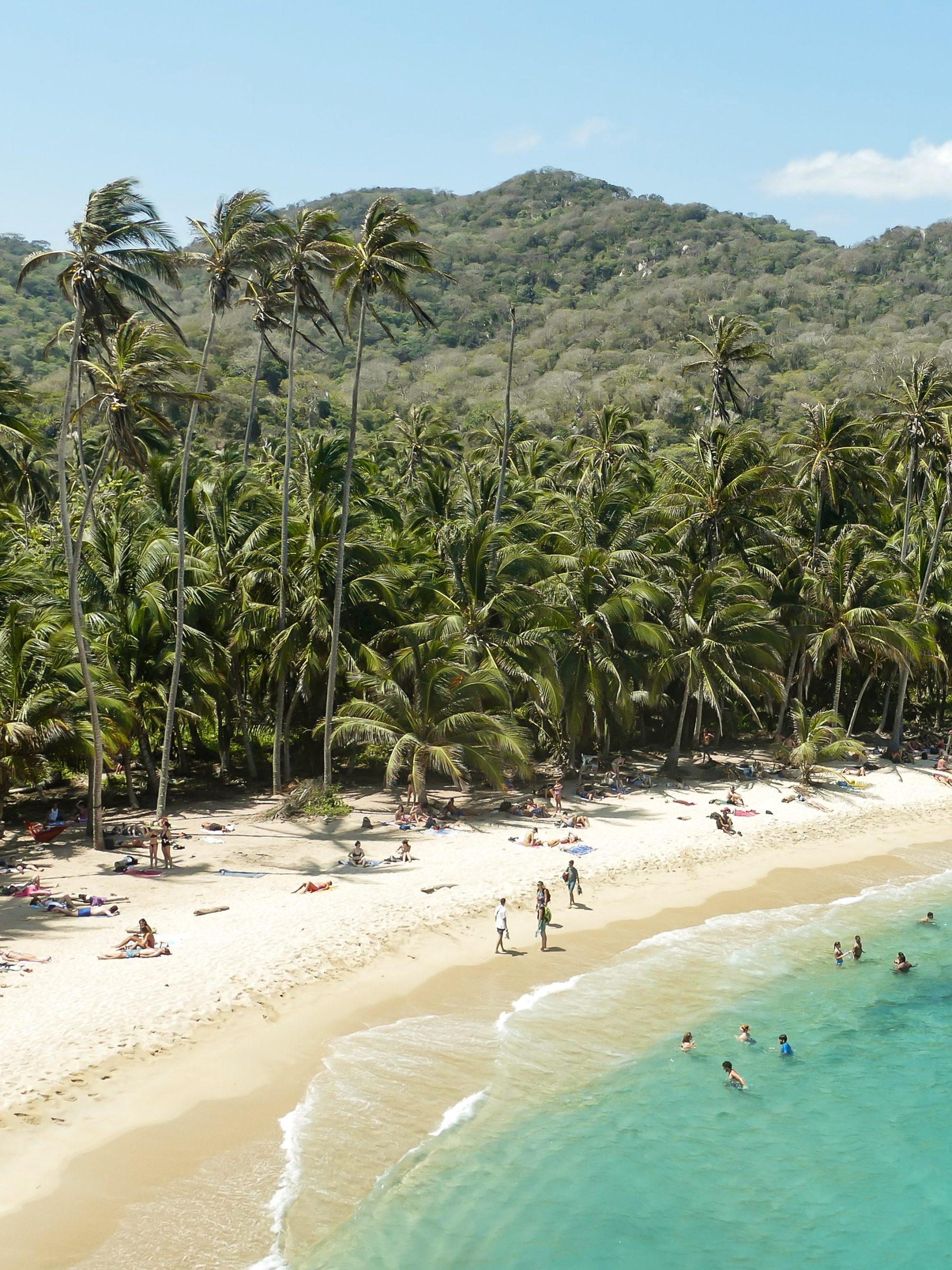 Beste reistijd Colombia