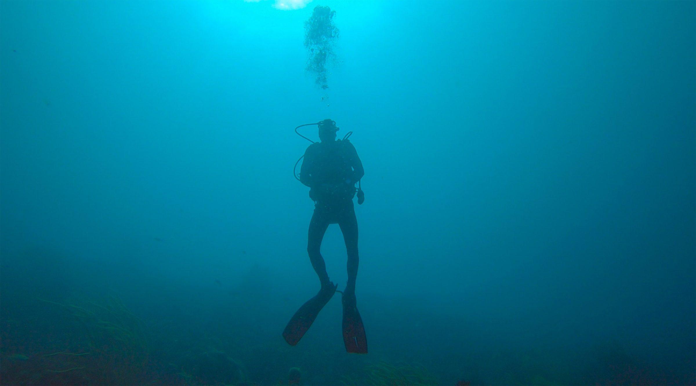 Bij 1000 Steps Beach kunnen duikers hun hart ophalen