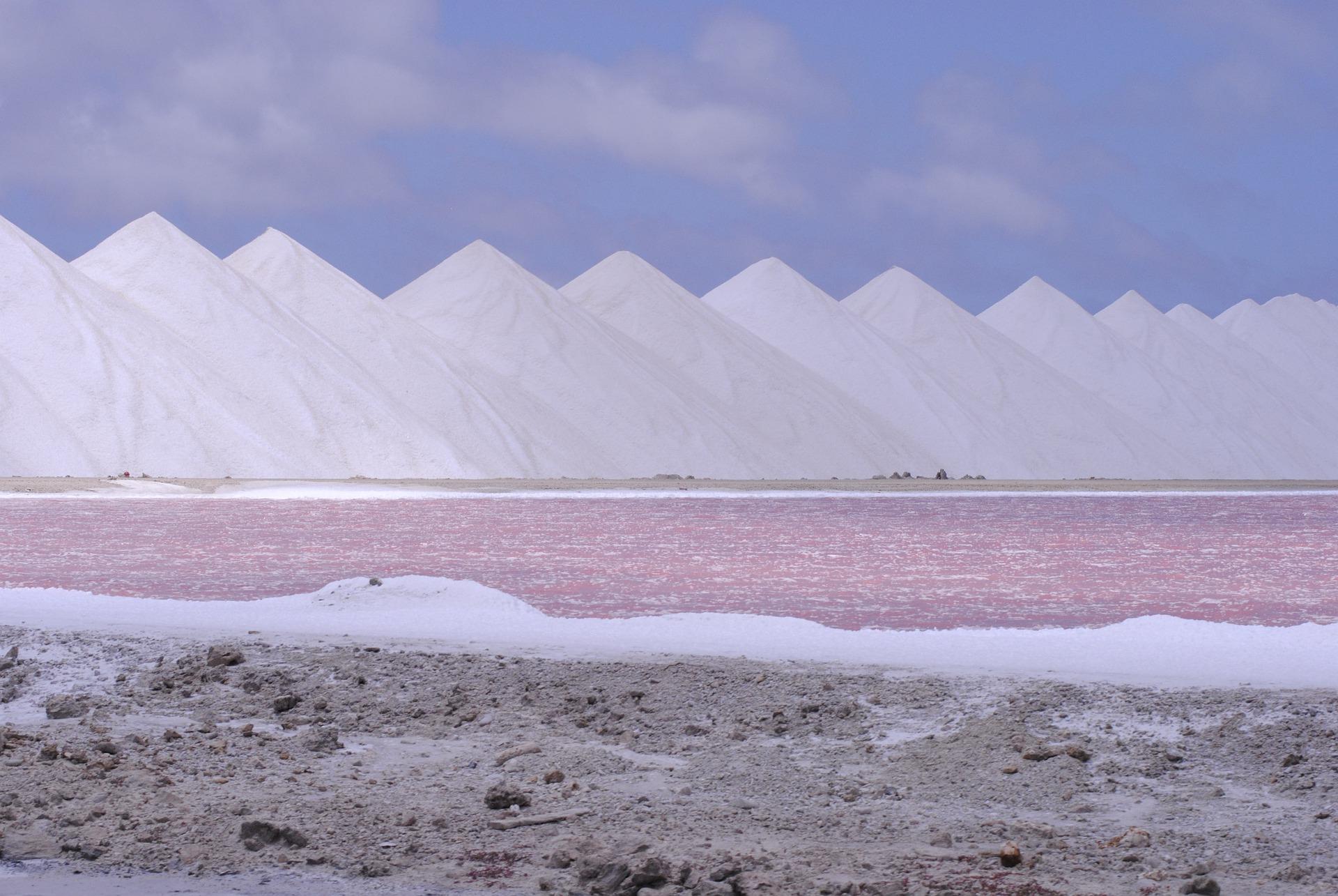 Wat te doen op Bonaire: de zoutpannen