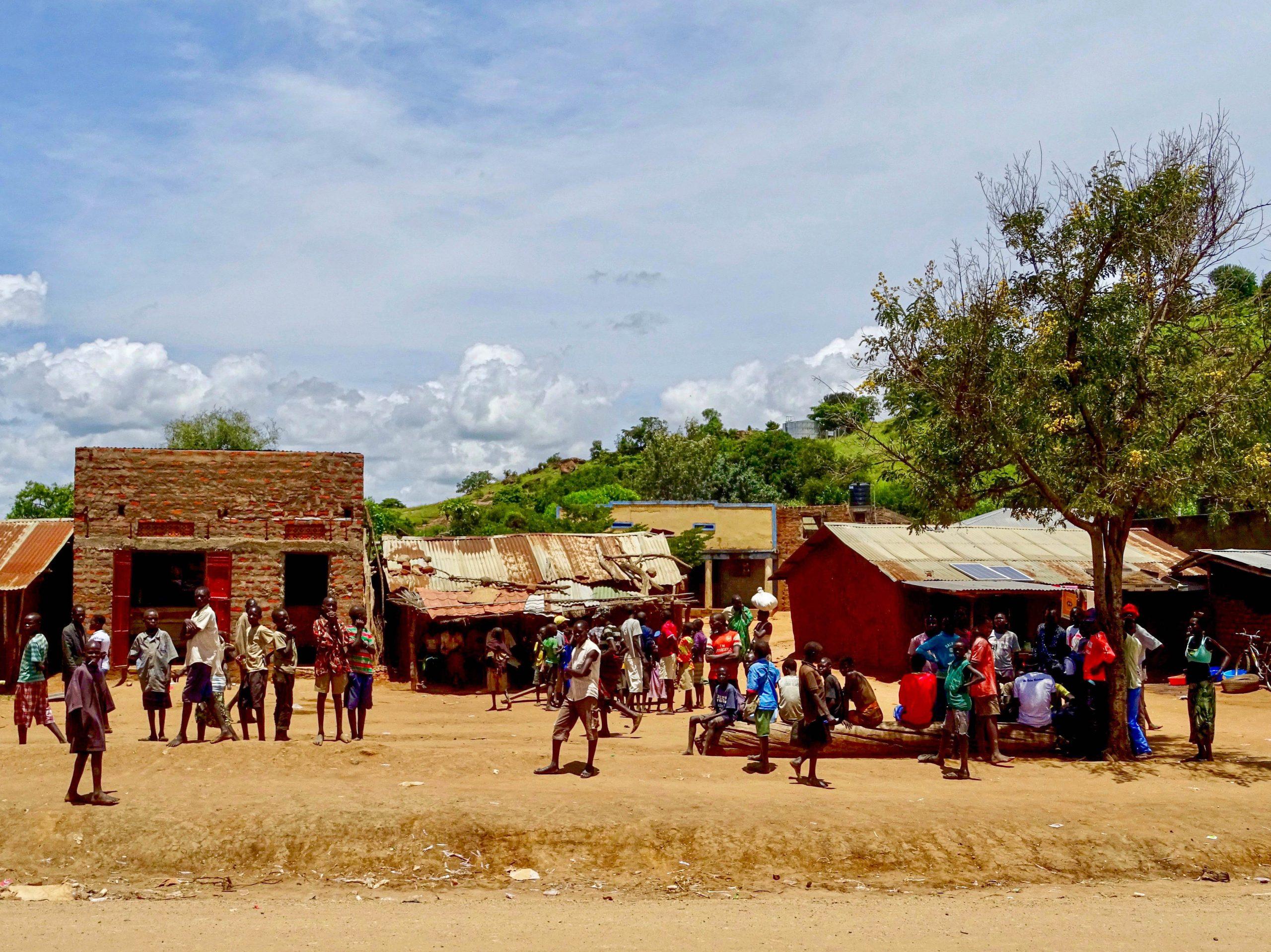 Het centrum van Kadepo