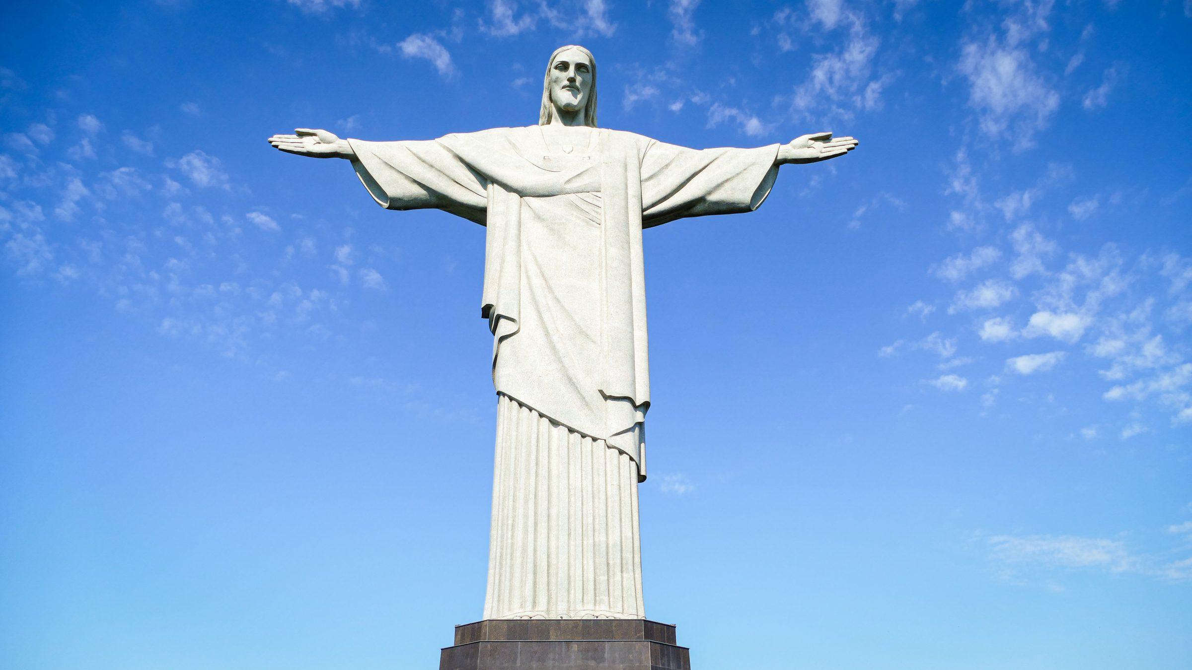 Wereldwonder Cristo Redentor