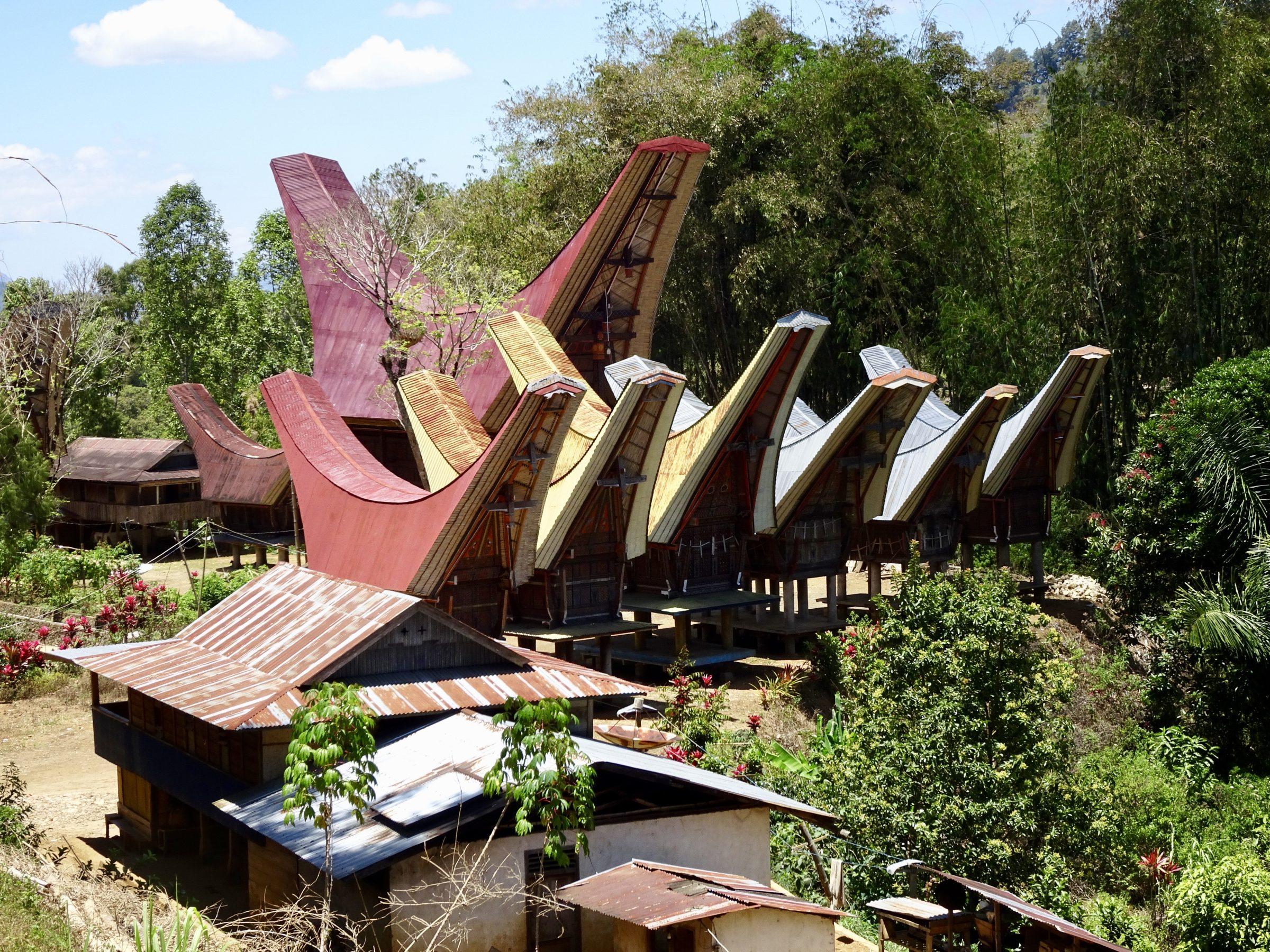 Begraafplaatsen in Toraja, Sulawesi
