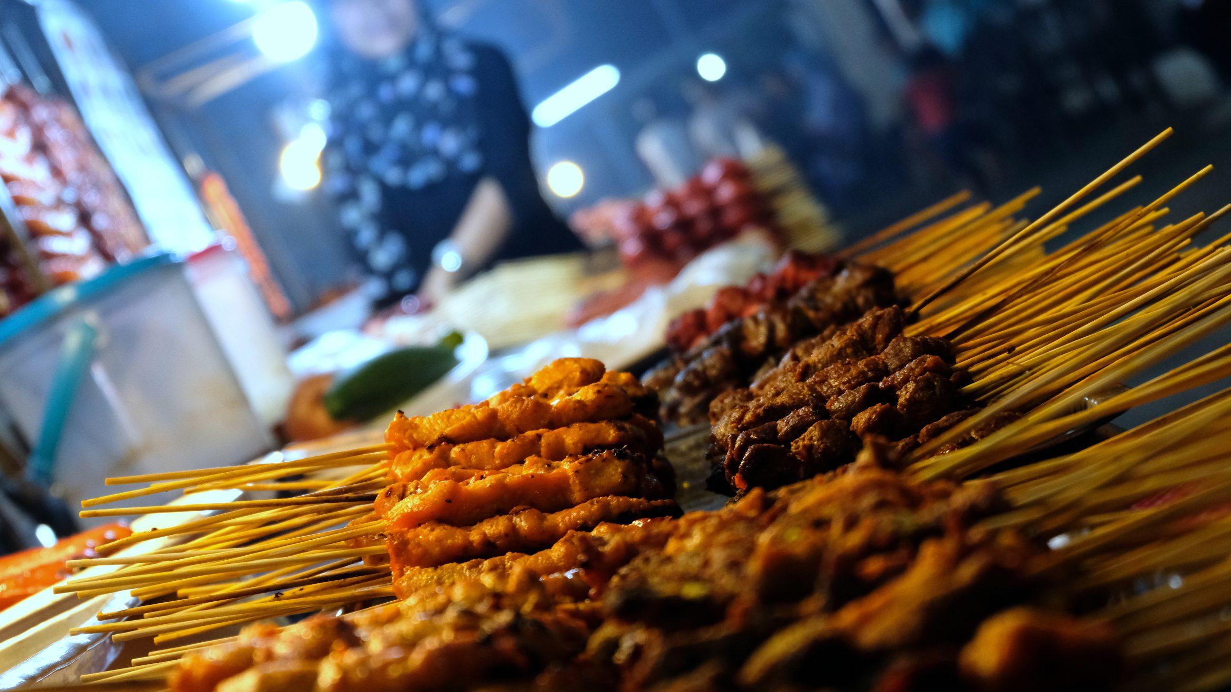 Streetfood in Maleisië