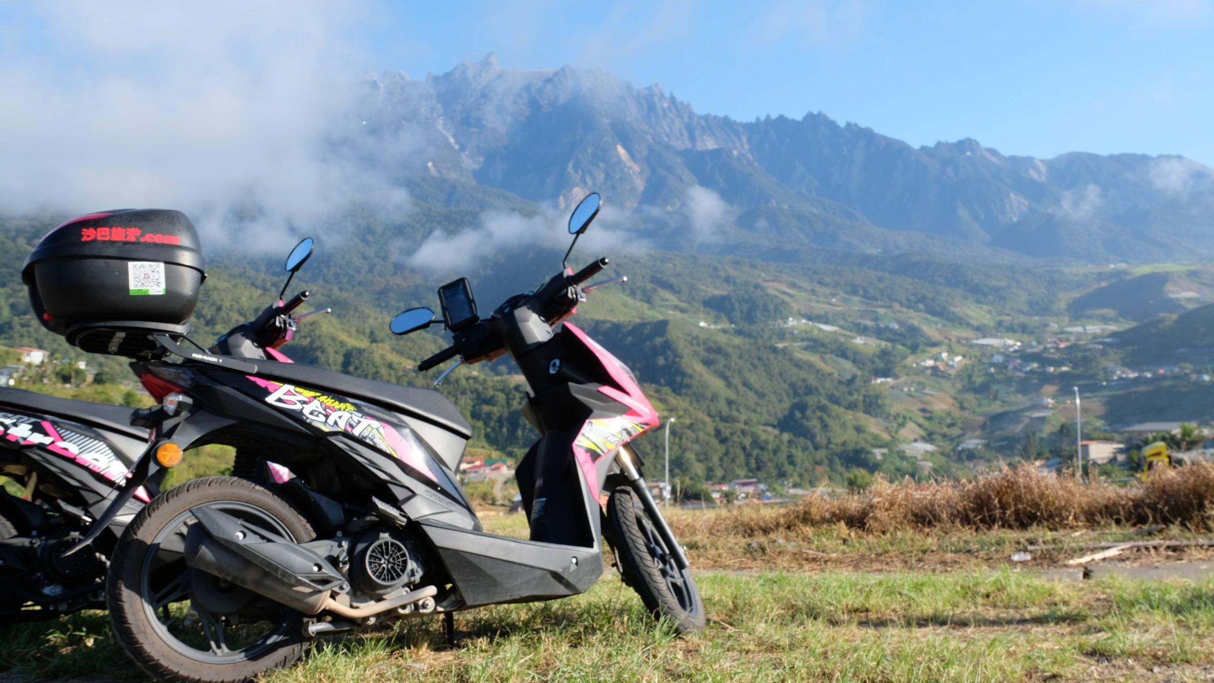 Een leuk en betaalbaar alternatief: met de scooter rondreizen door Maleisië