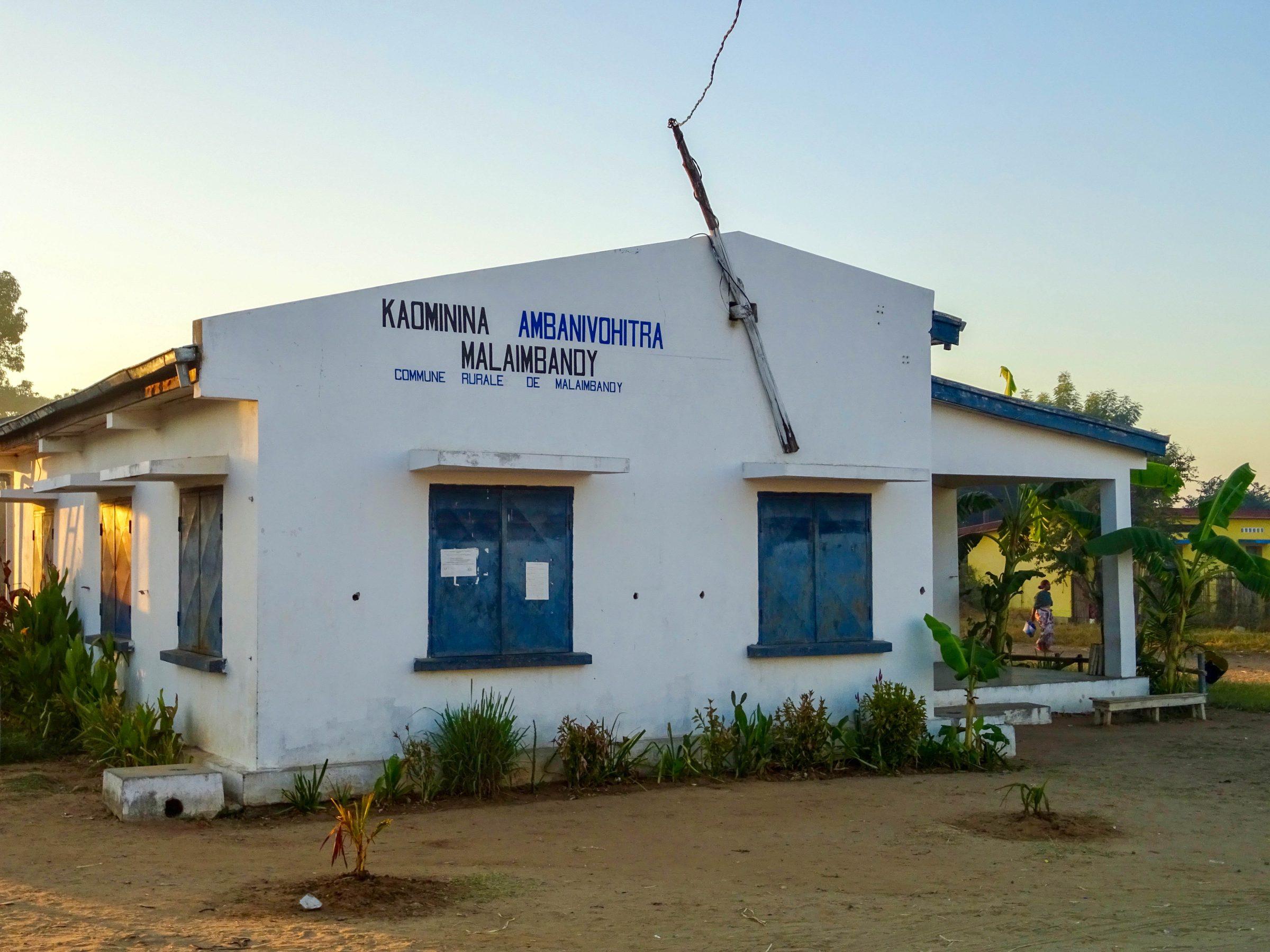 Dorpshuis van Malaimbandy