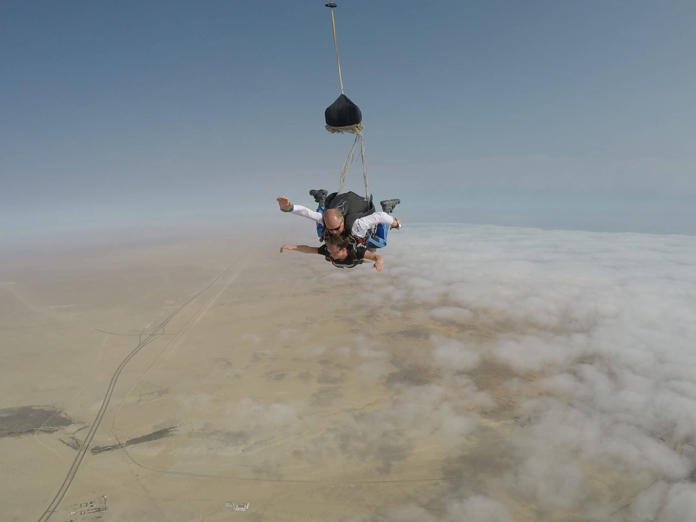 Skydiven in Swakopmund