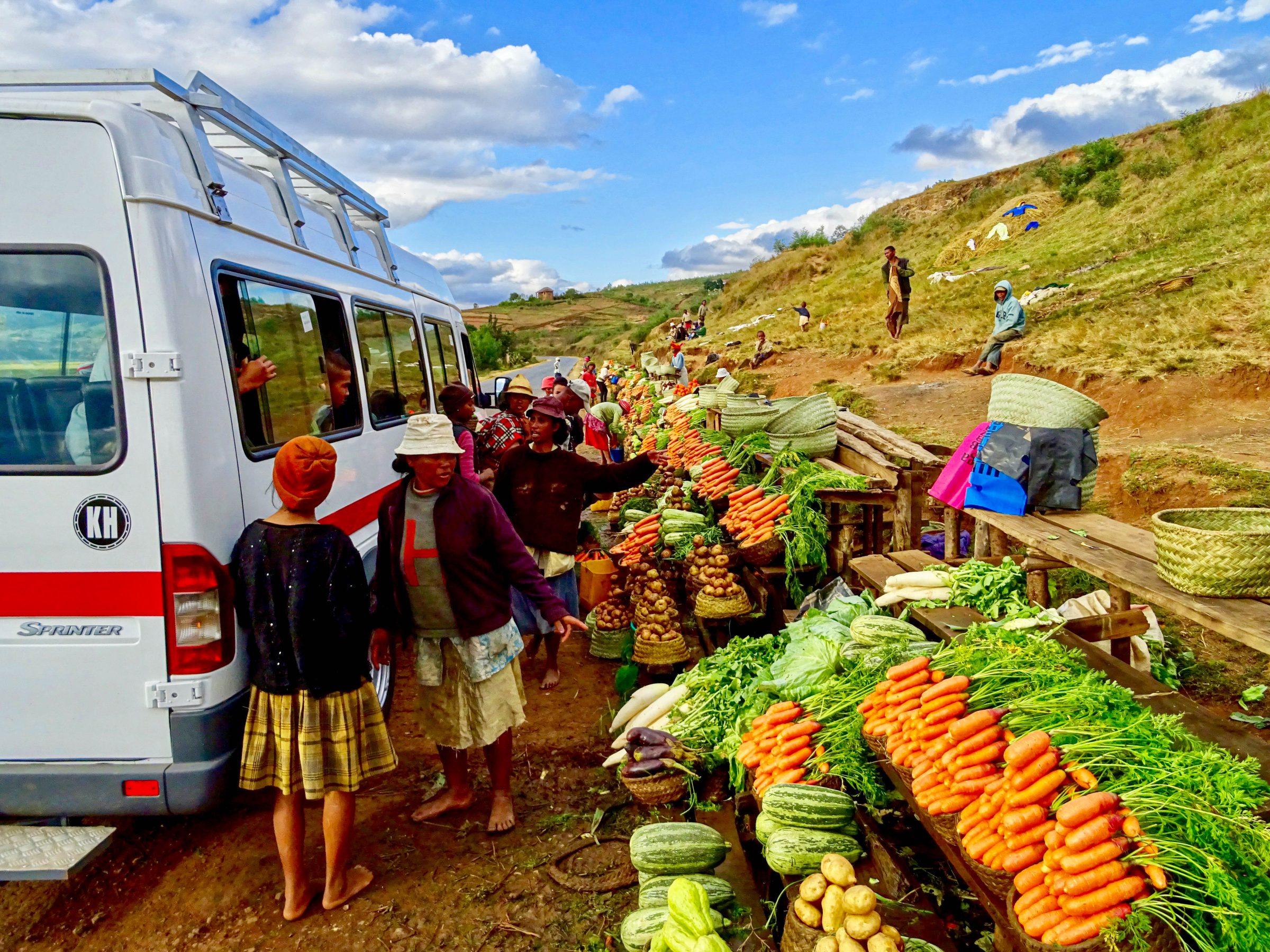 AGF verkoop nabij Ambohimandroso