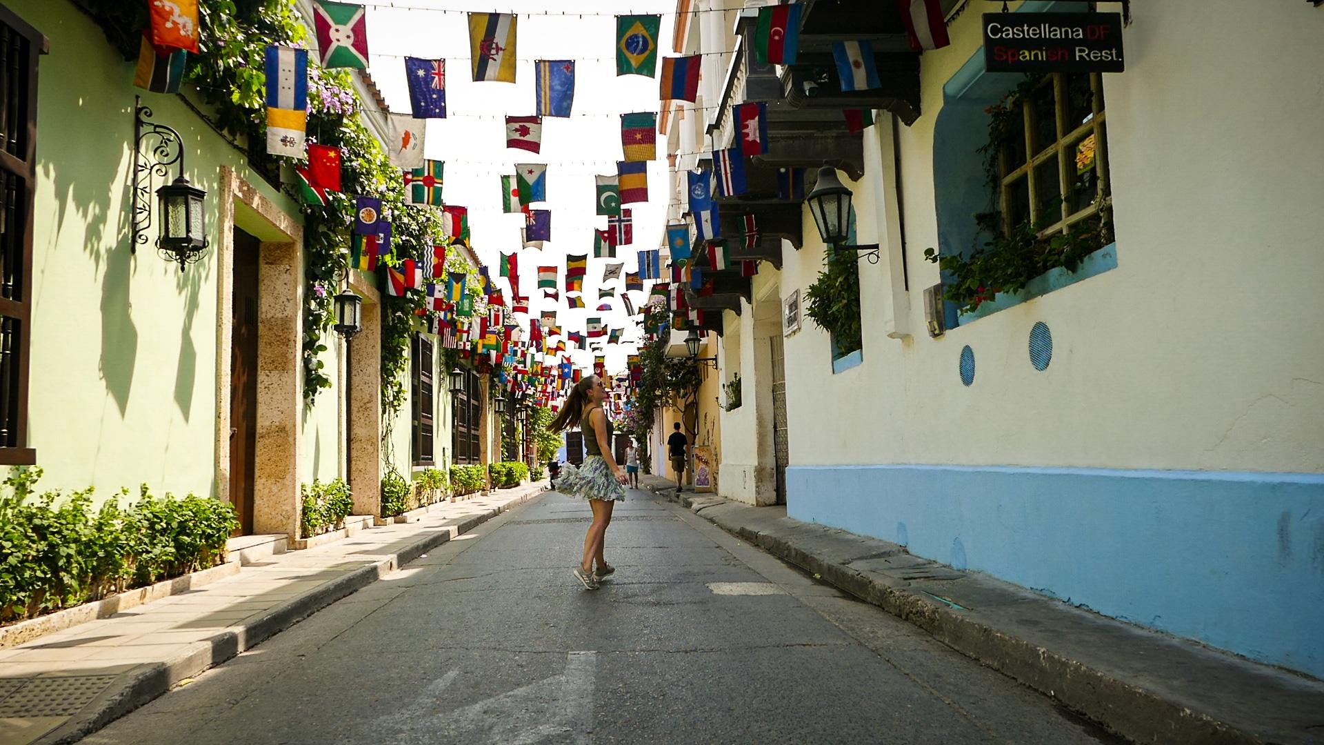 Cartanega, Colombia