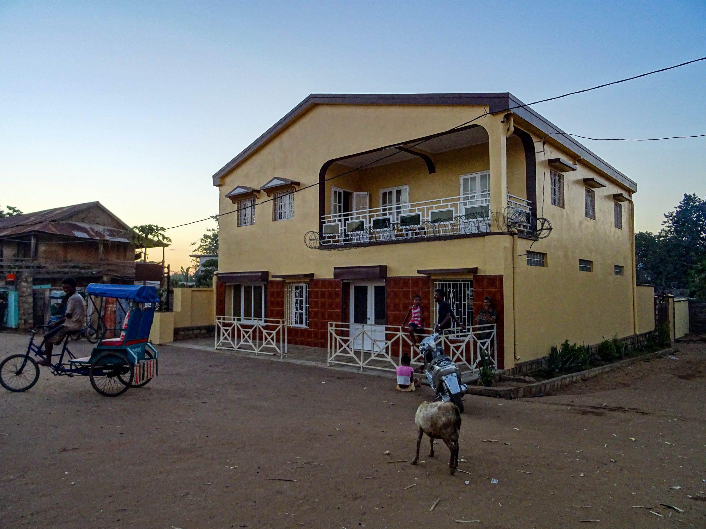 Hotel Baobab in Miandrivazo