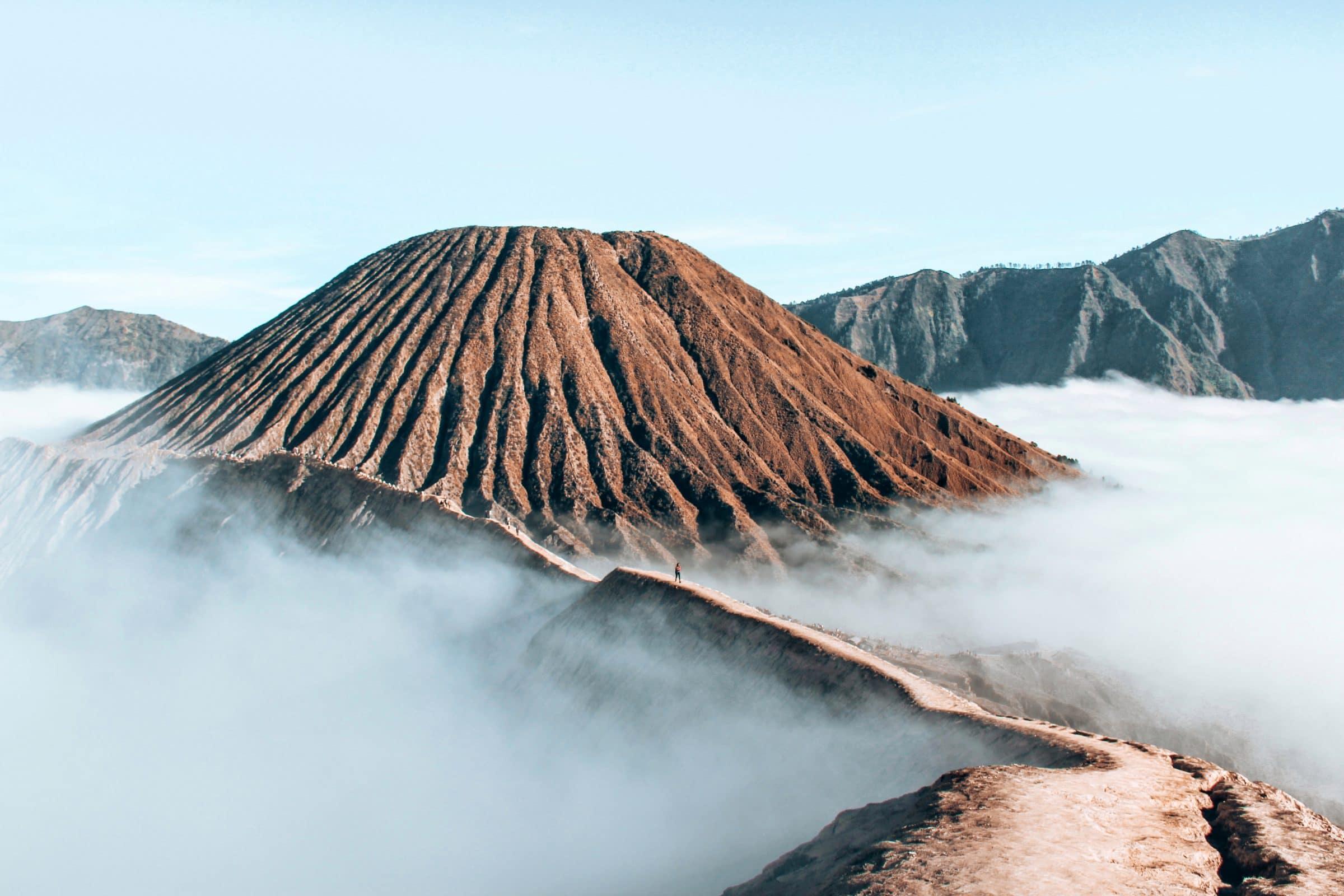 Mount Bromo, Indonesië