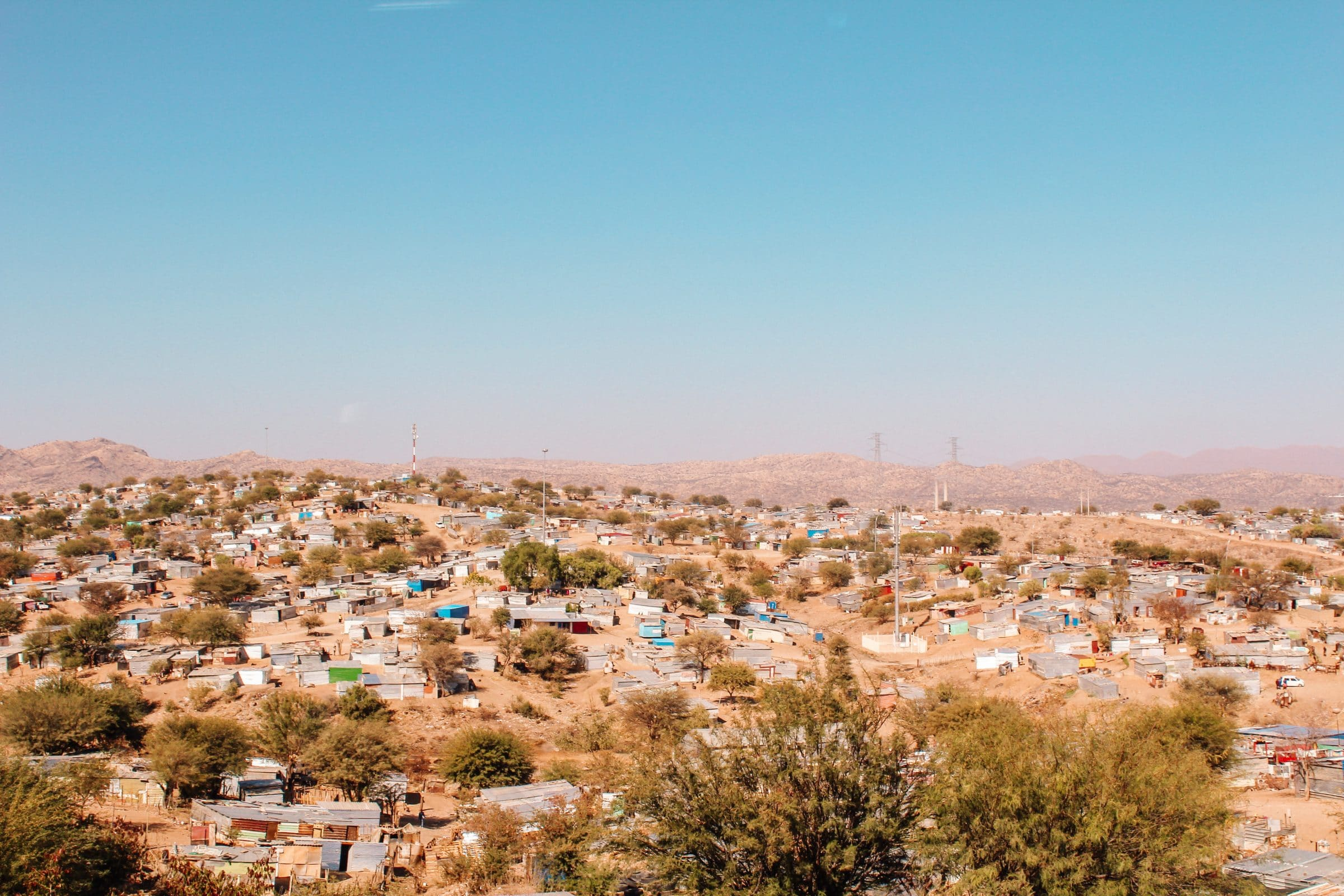 Het township Katatura | Bezienswaardigheden Windhoek