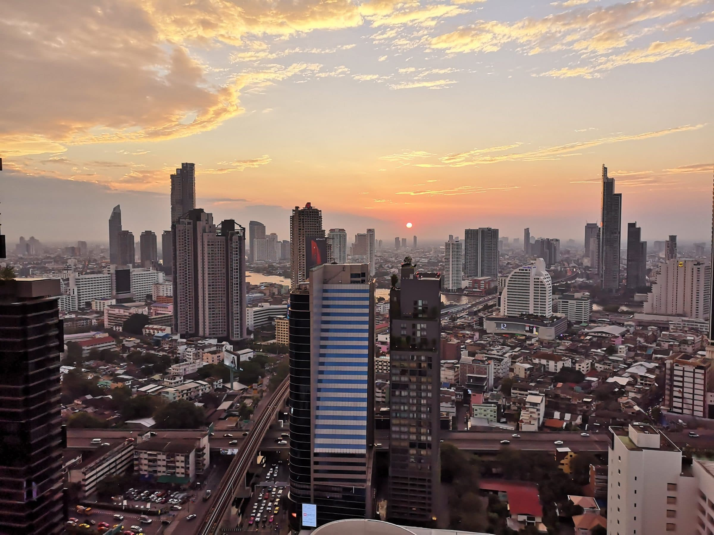 Bangkok | Reisroute Thailand