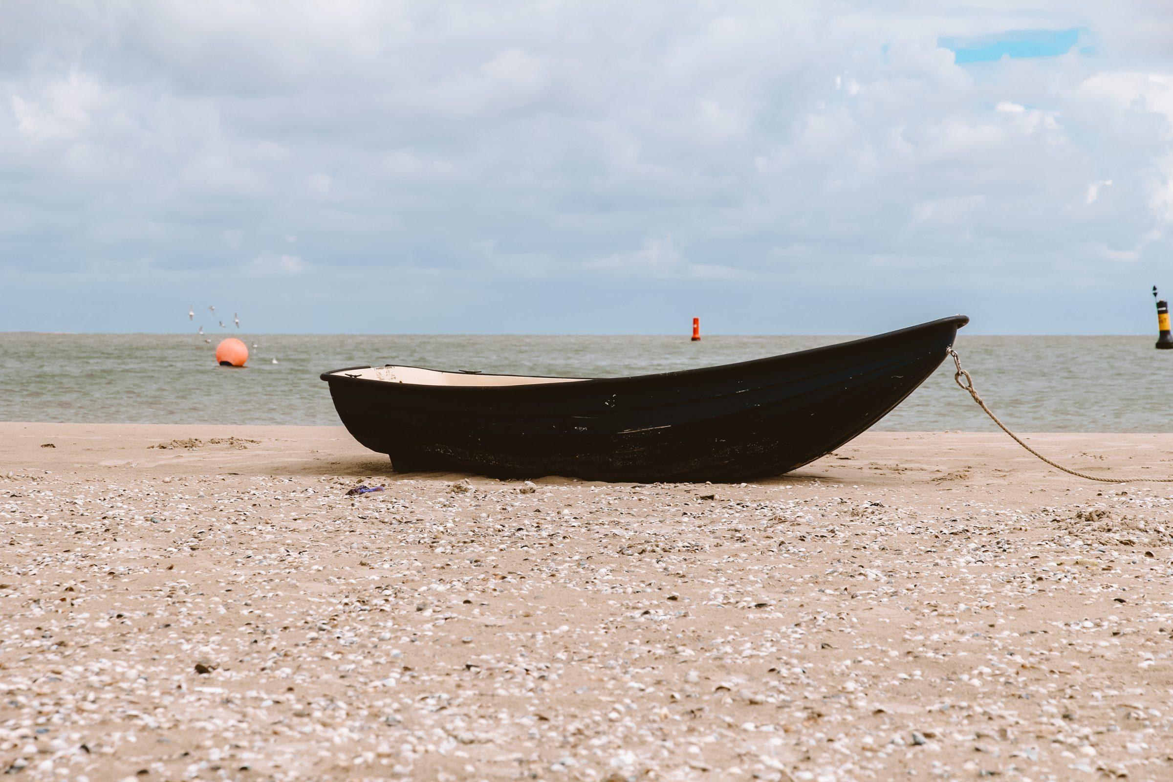 Wat te doen Texel - bootje varen