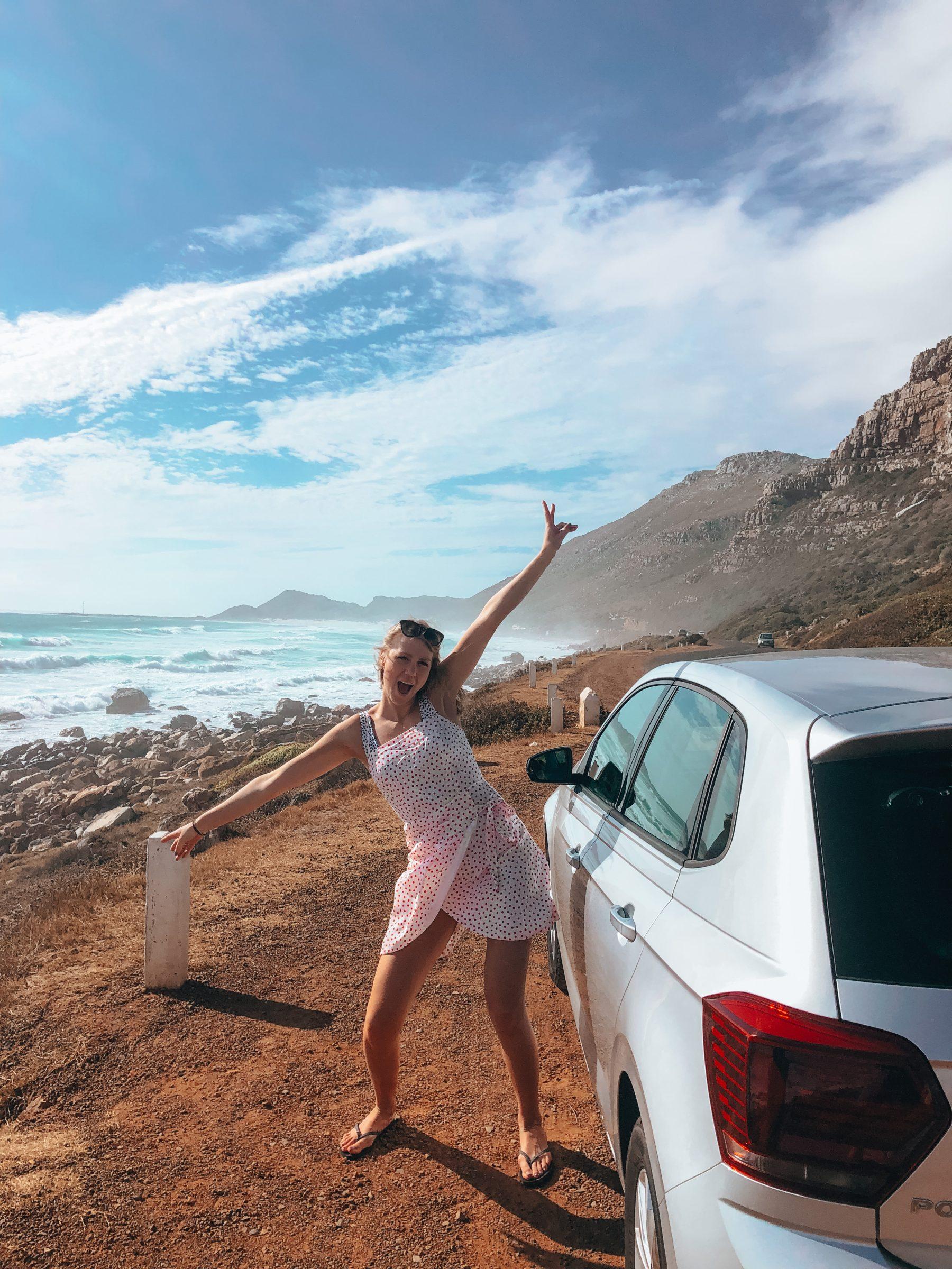 vakantie naar Kaapstad