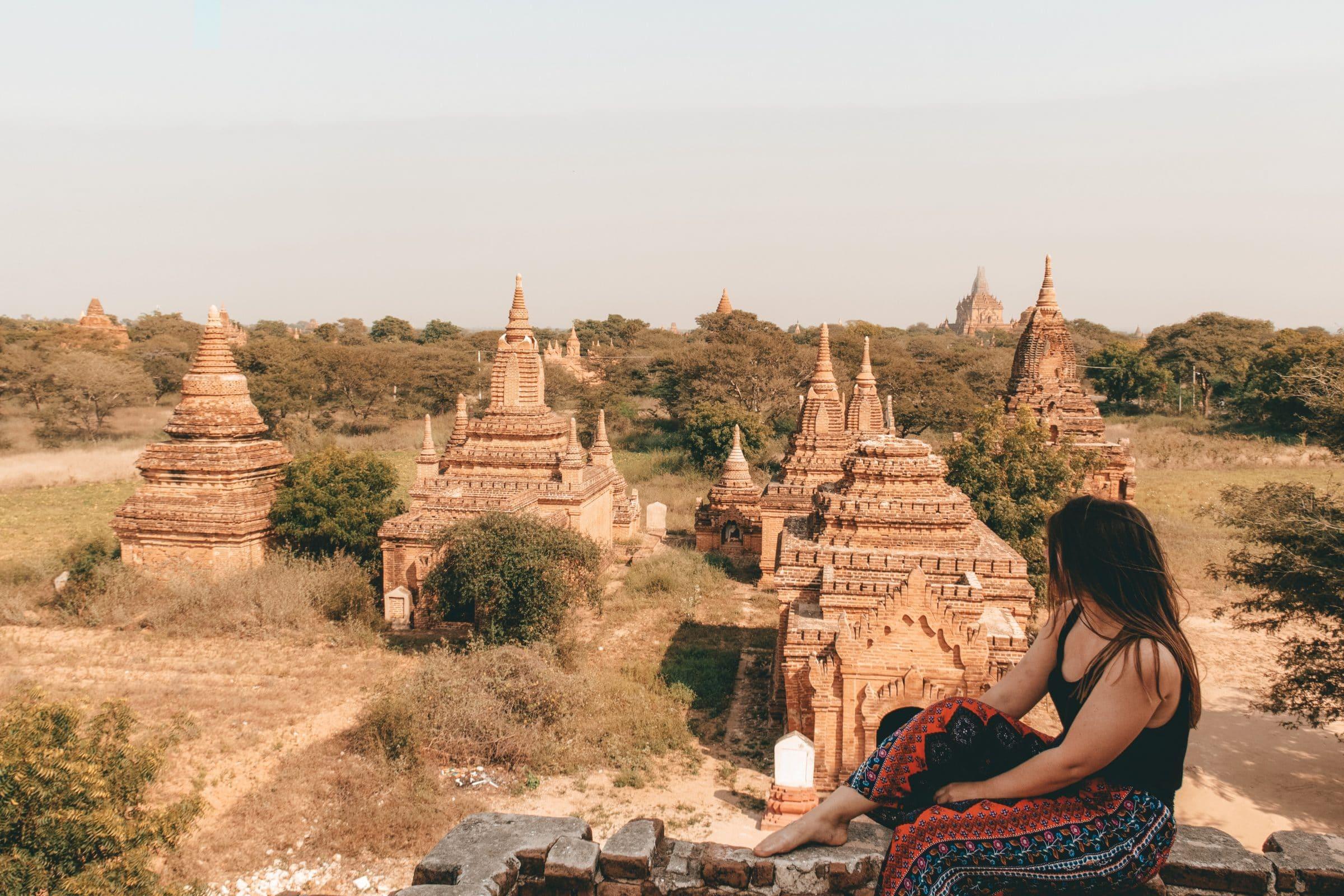 Bagan, Myanmar | beste backpack bestemmingen