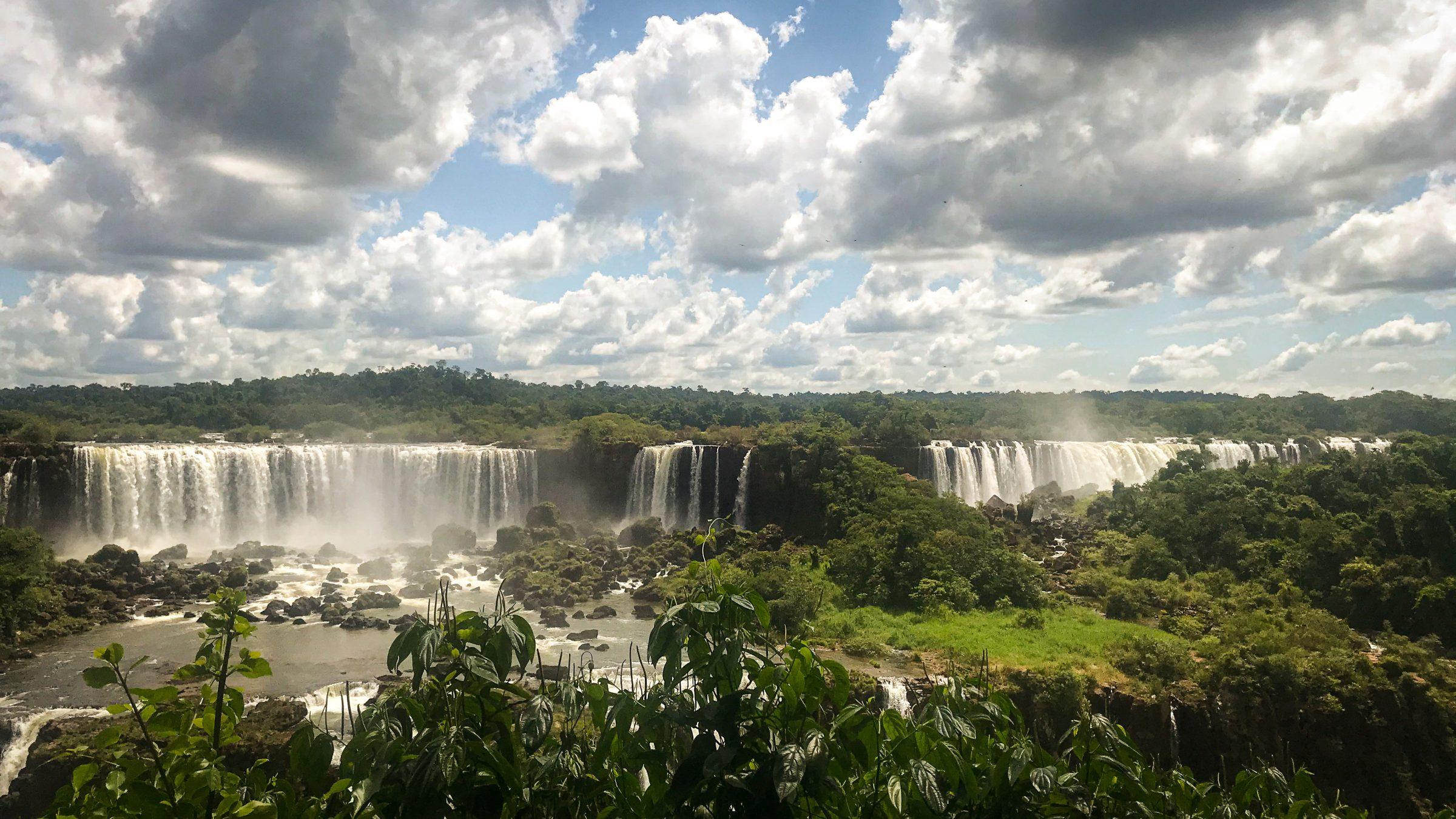 Iguazu Watervallen – Foz do Iguazu