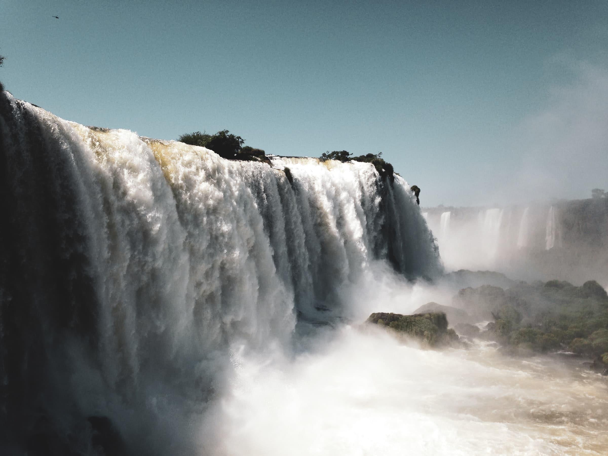 Iguazú-watervallen | De 7 natuur wereldwonderen