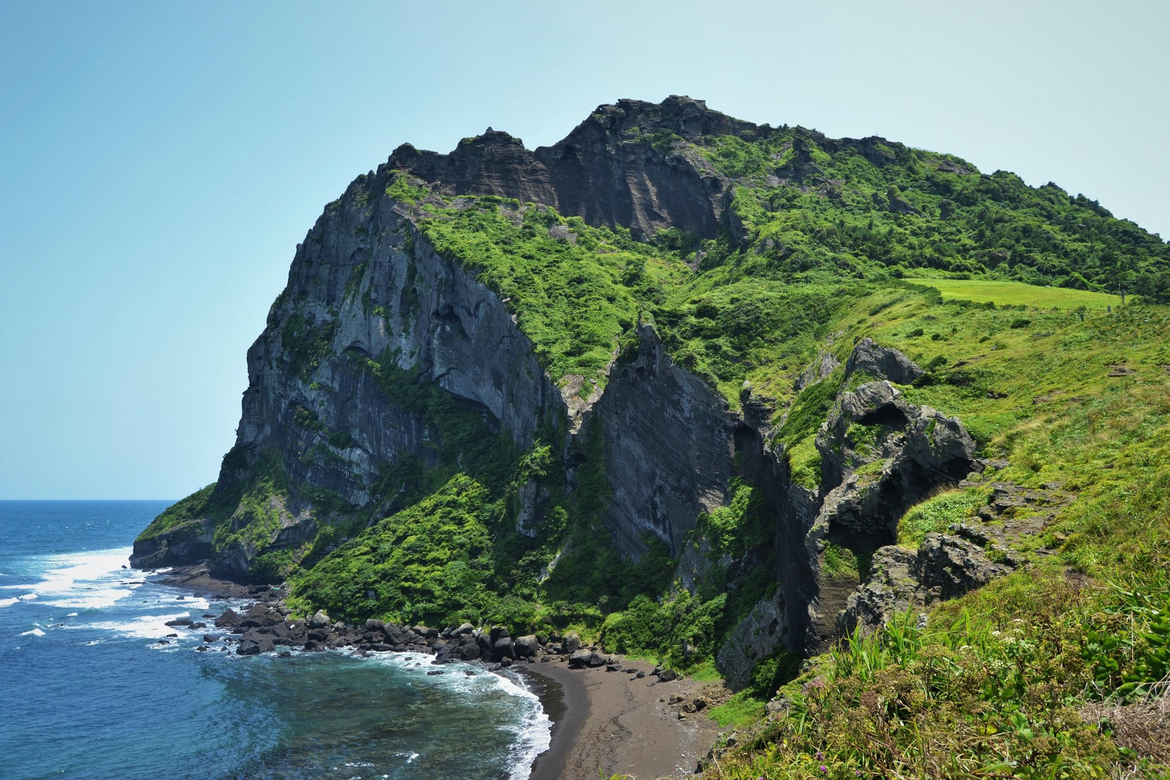Jeju | De 7 natuur wereldwonderen