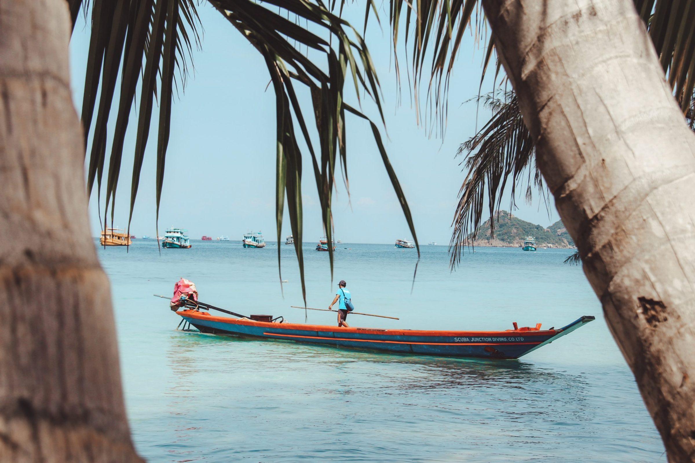 Koh Phangan | Reisroute Thailand