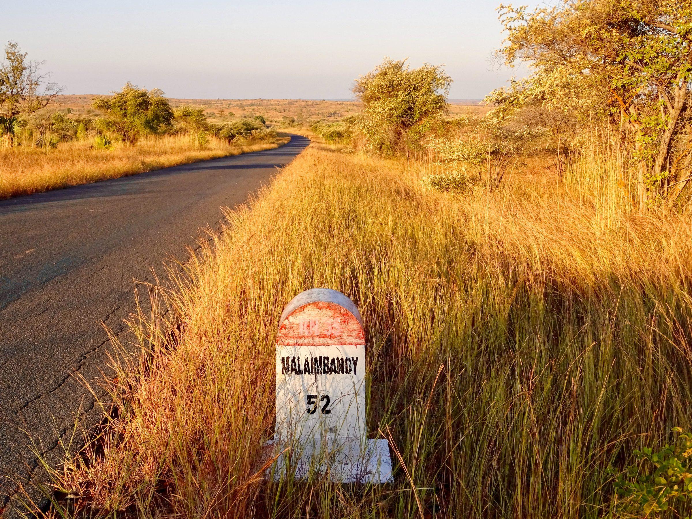 Malaimbandy nog 52 km