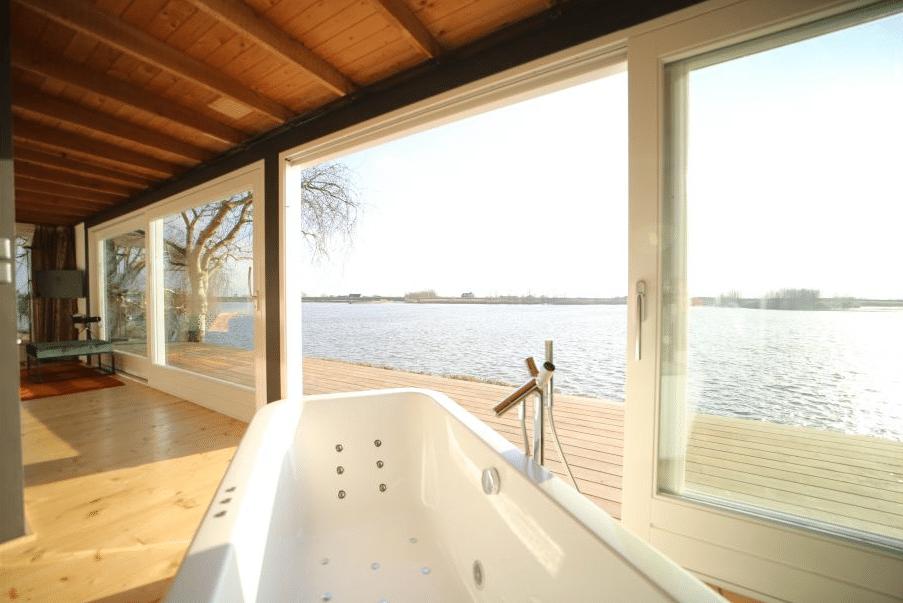 natuurhuisjes in Nederland