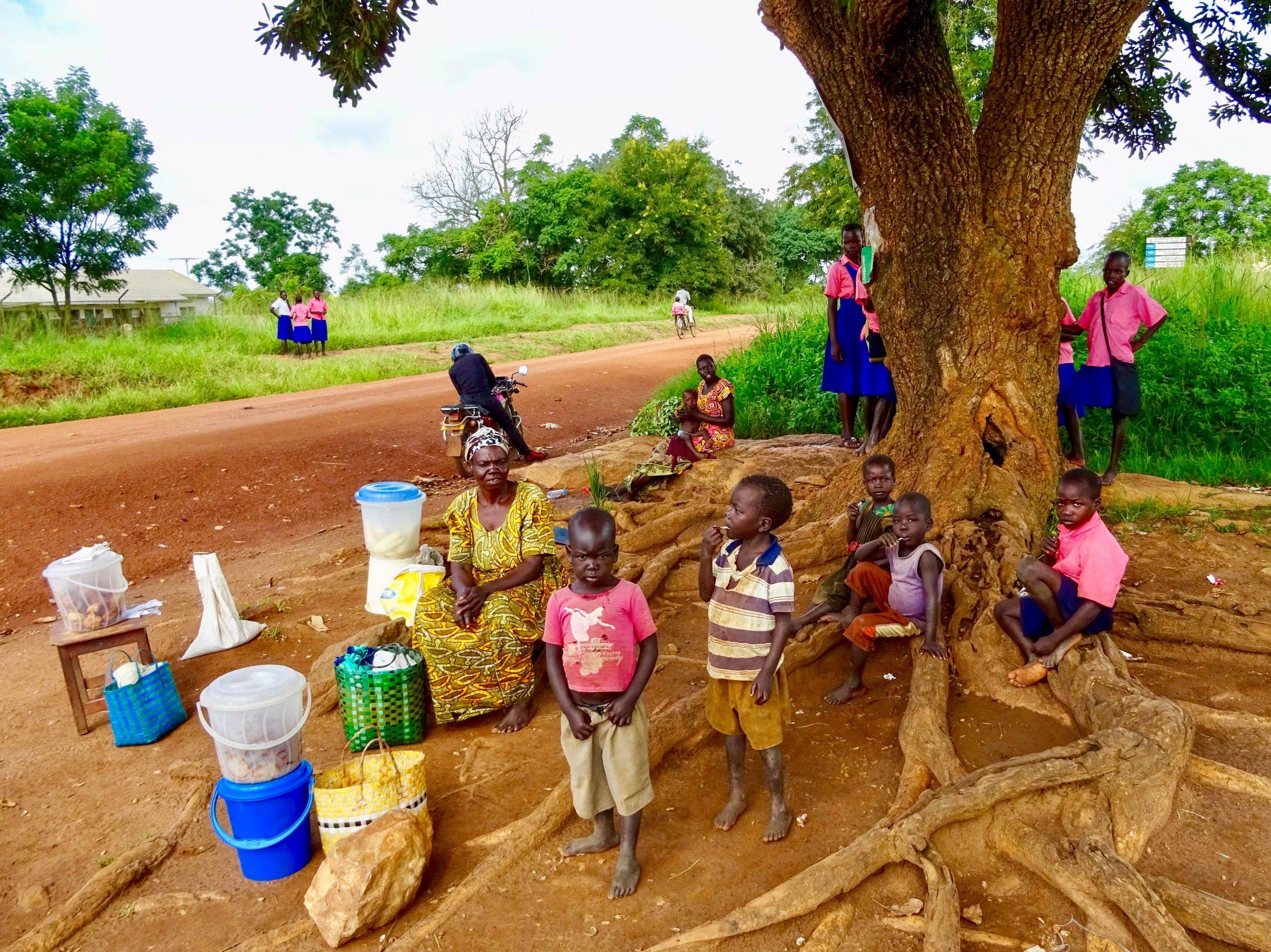 Heerlijke oliebollen te koop in Gwere