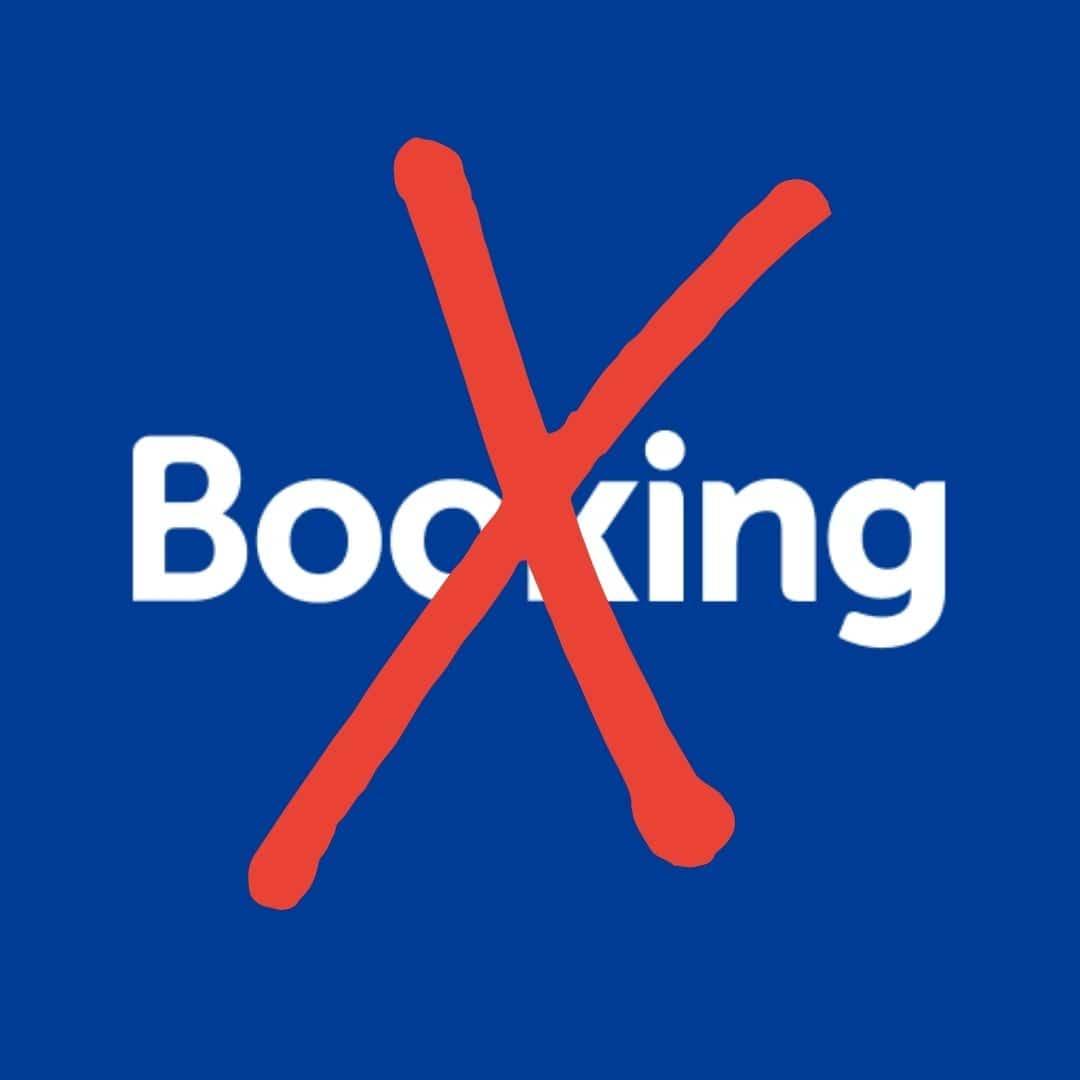 Boycot Booking.com