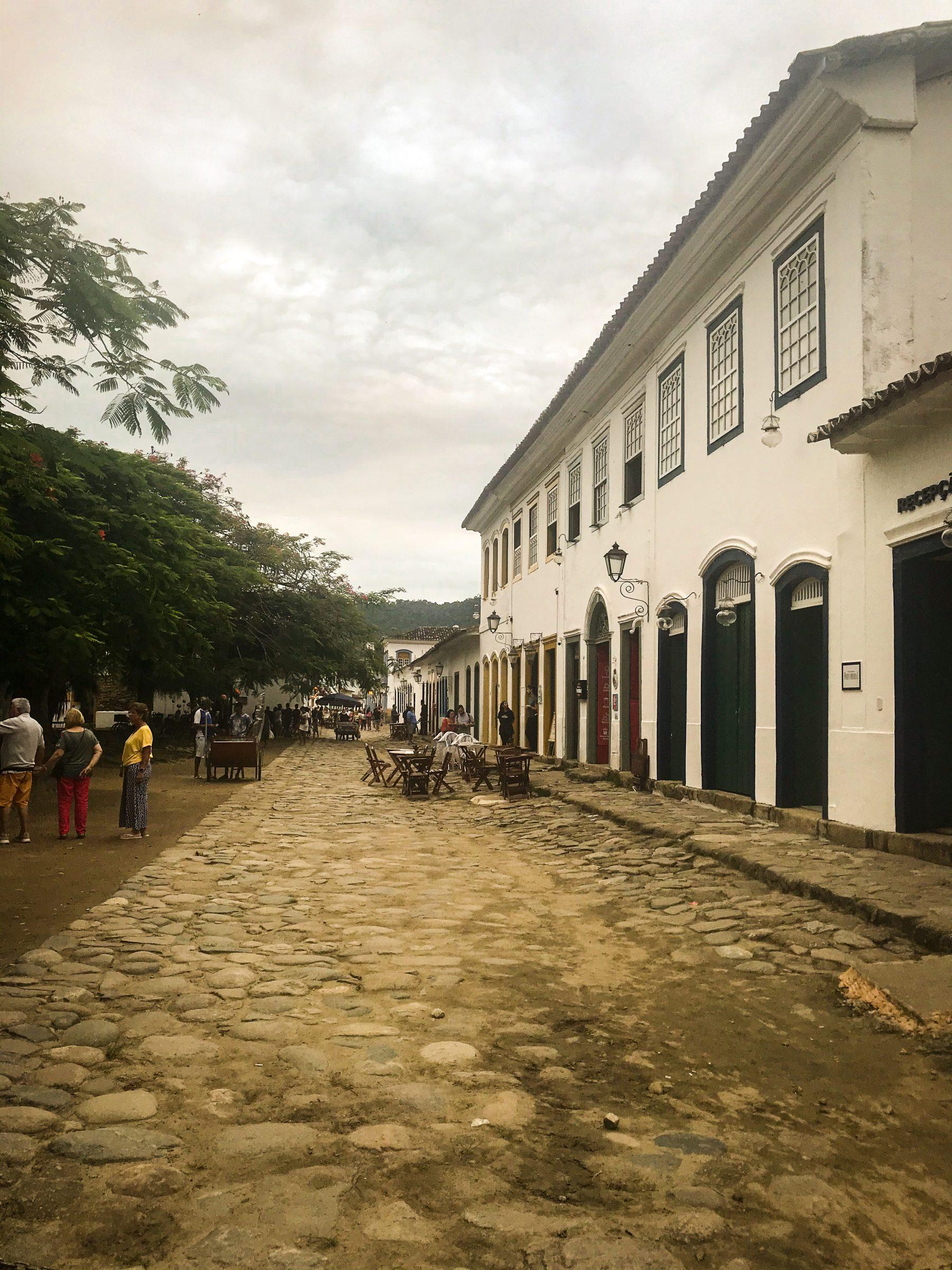 Koloniaal Paraty