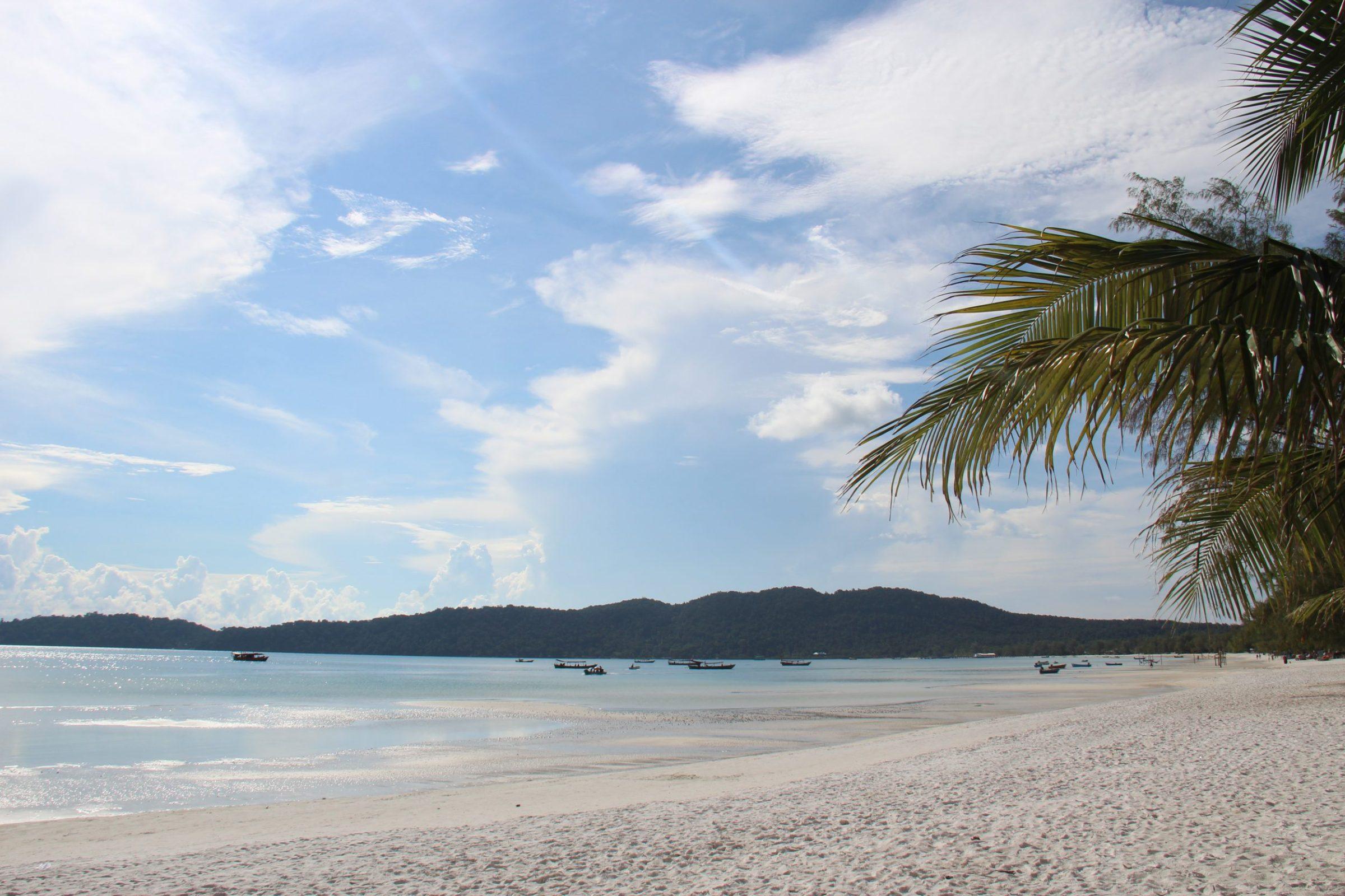 Saracan Beach Koh Rong Samloen
