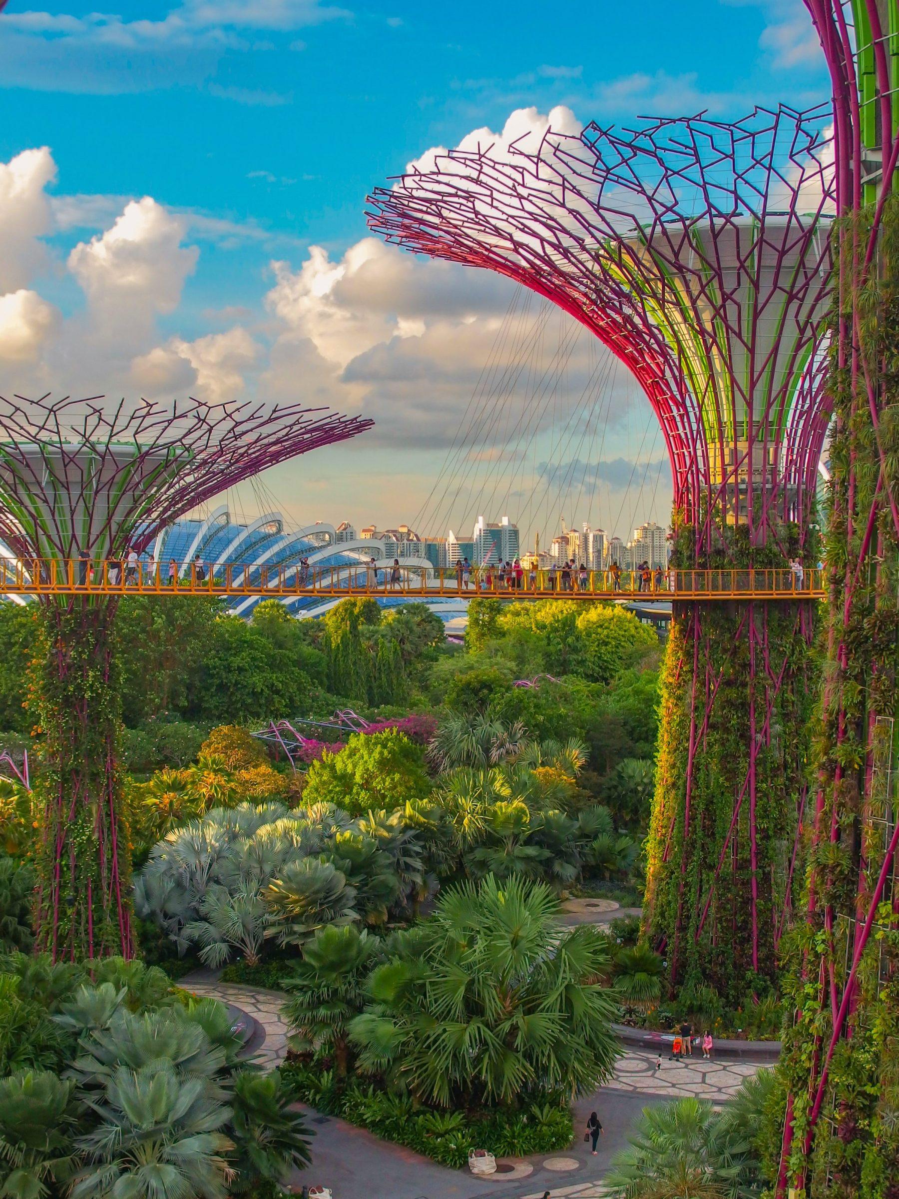 Singapore | Eén van de kleine landen ter wereld