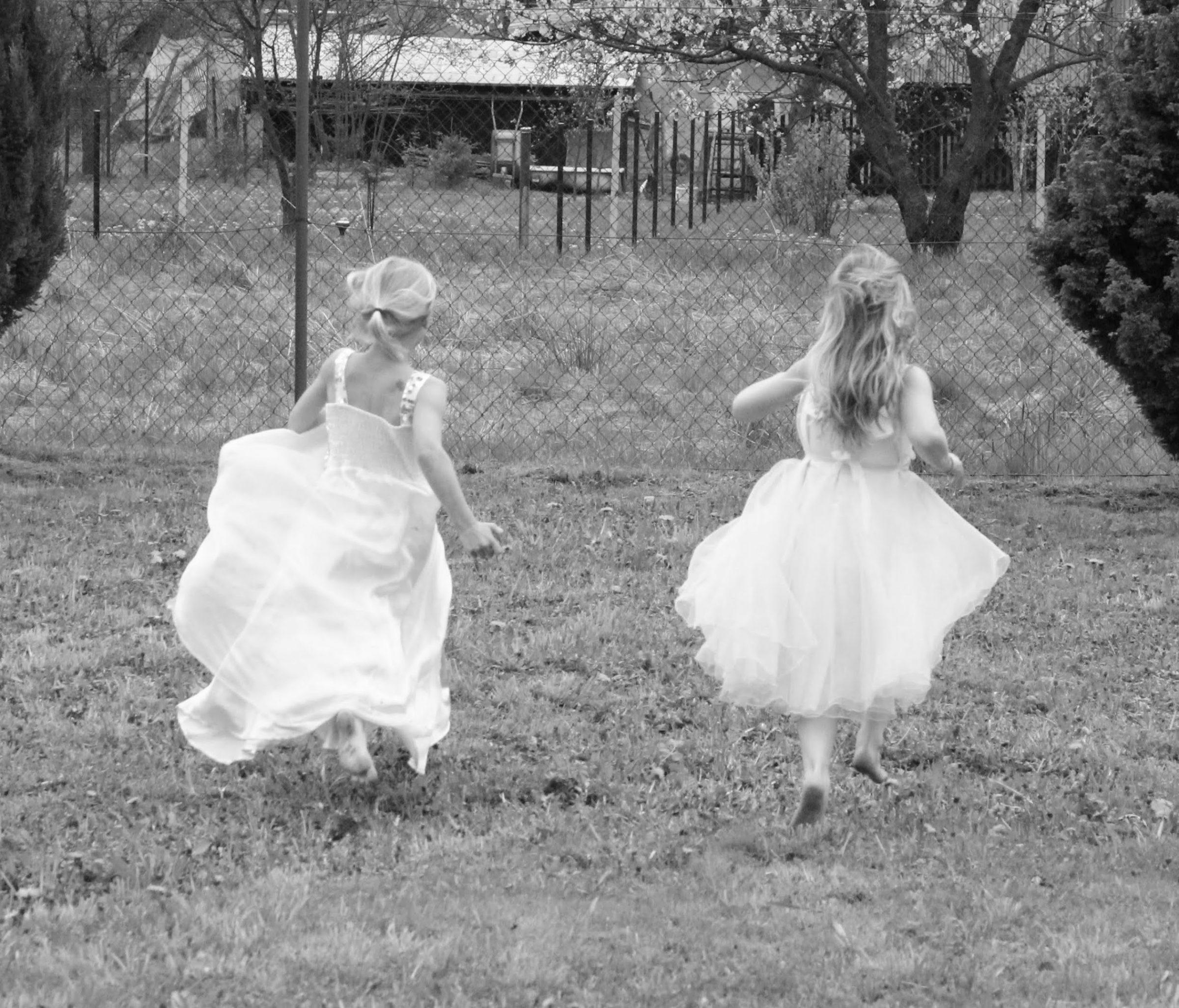 Kinderen vinden het heerlijk om vrij rond te rennen en te spelen op de camping