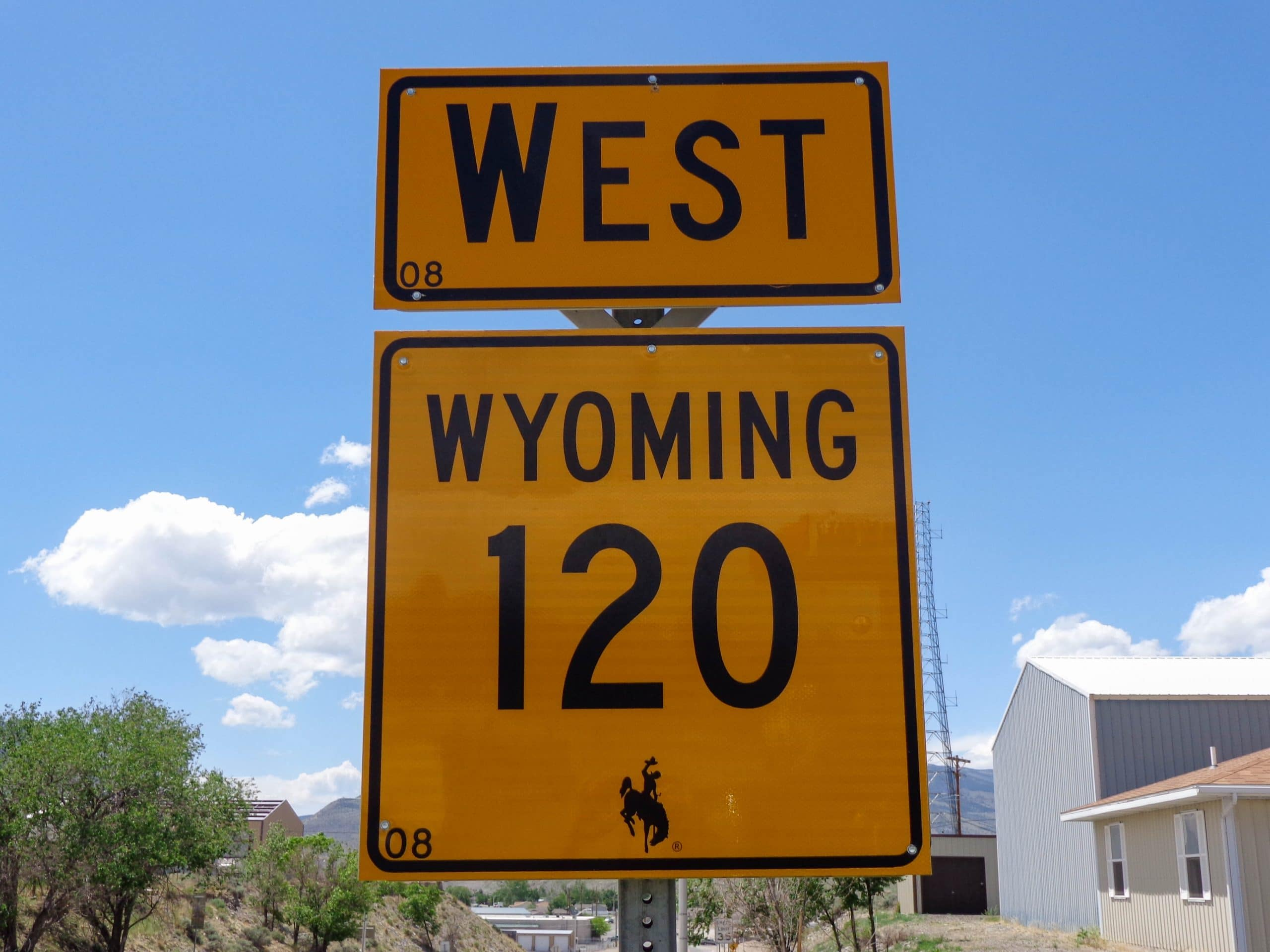 Wyoming Scenic Route 120