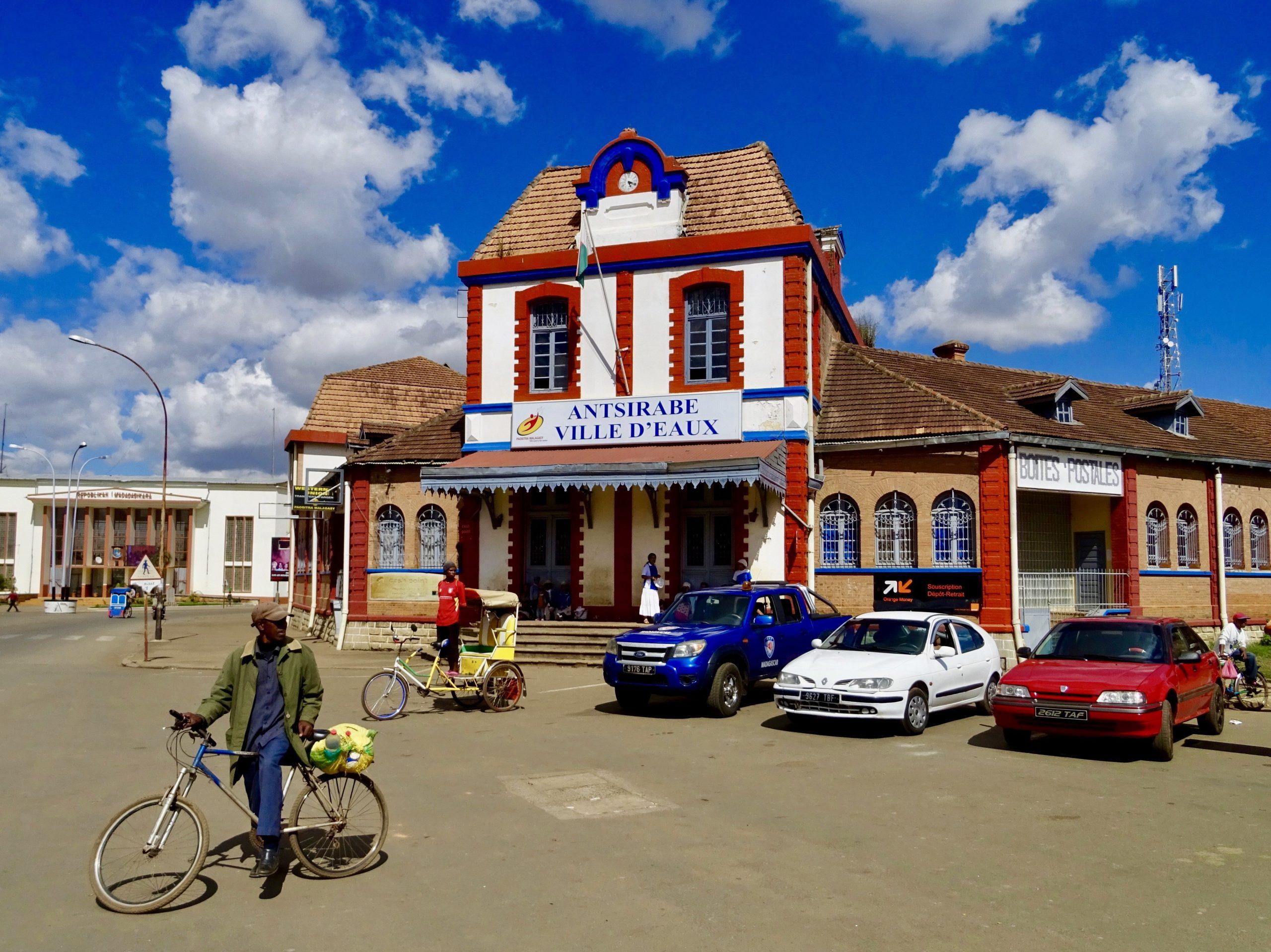 Antsirabe, Ville d'Eaux