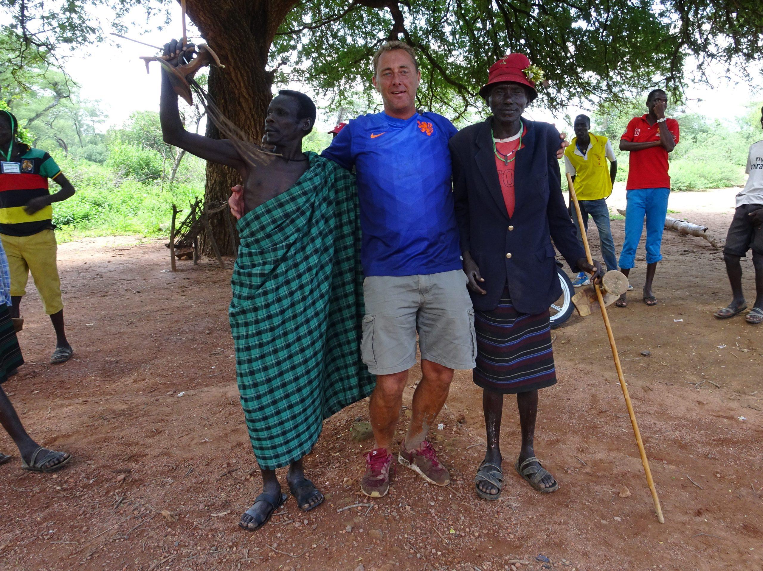 Bij de Pokot (Keniaanse buren van de Karamojong in Oeganda)