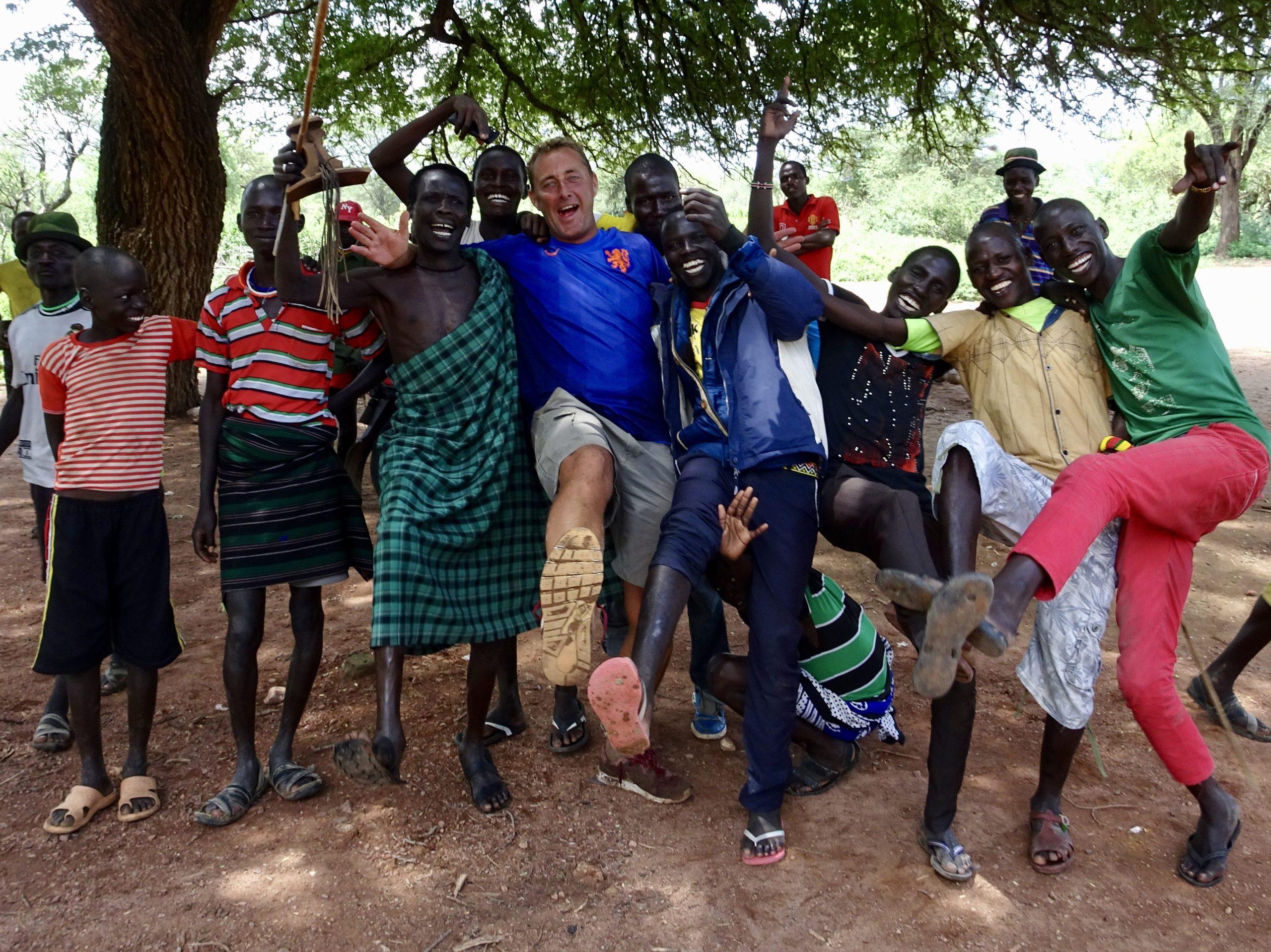 Op bezoek bij de Pokot in Kenia: 'Die Karamajong' uit Oeganda zijn bandieten