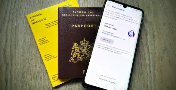 coronacheck app 1 juli instellen