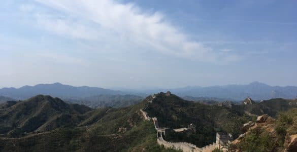 chinese muur