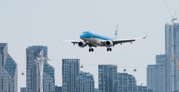 KLM en Delta Airlines