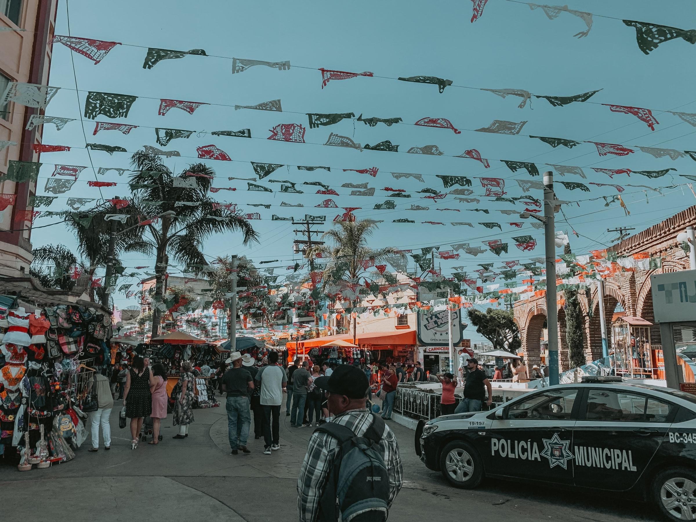 corrupte politie in mexico auto huren