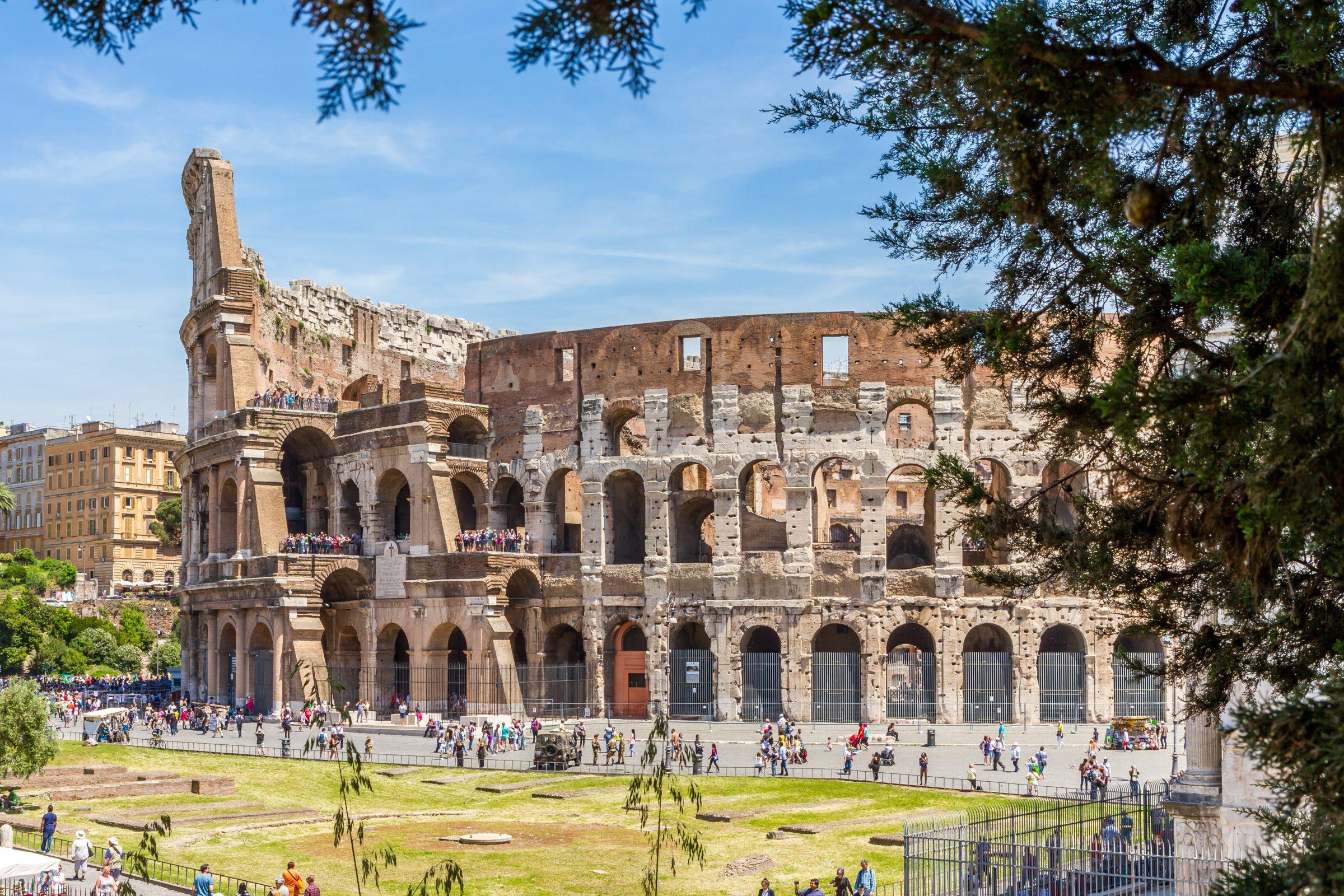 Wereldwonder Colosseum