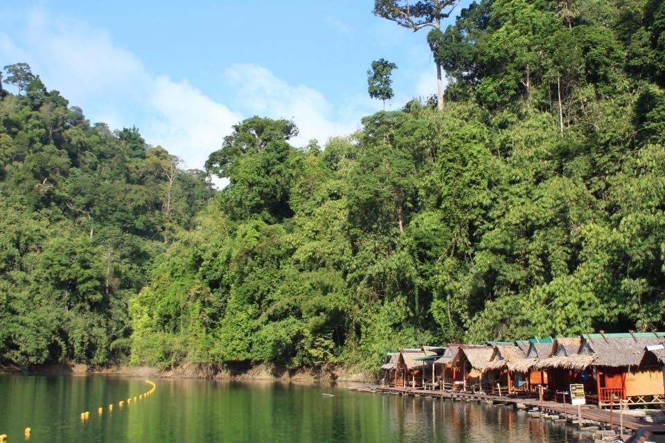 Khao Sok National Park | Reisroute Thailand