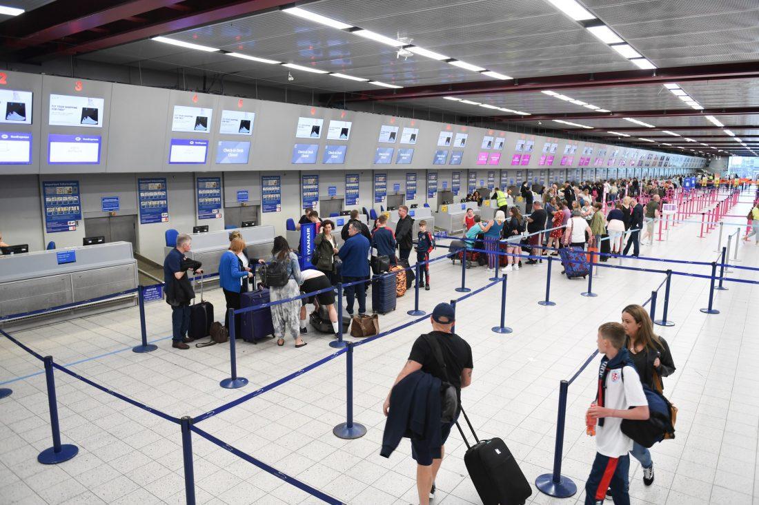 De IATA Travel Pass moet veilig Covid-19 tests of vaccinatie informatie kunnen beheren